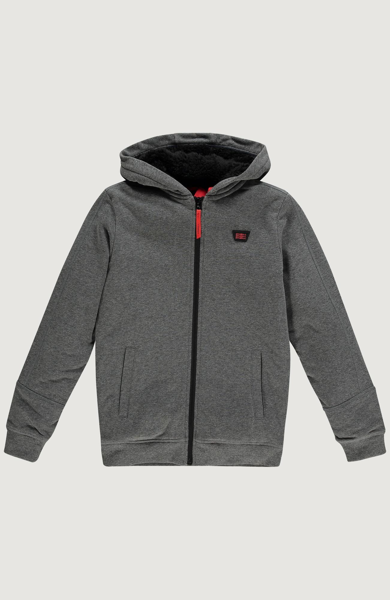 O'NEILL Funkční flísová bunda  šedá