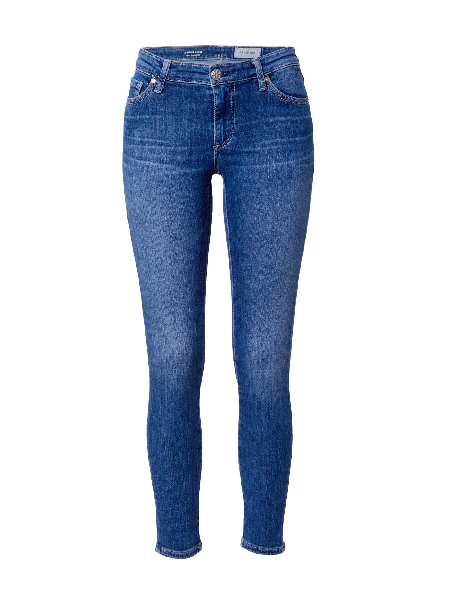 AG Jeans Džinsai tamsiai (džinso) mėlyna