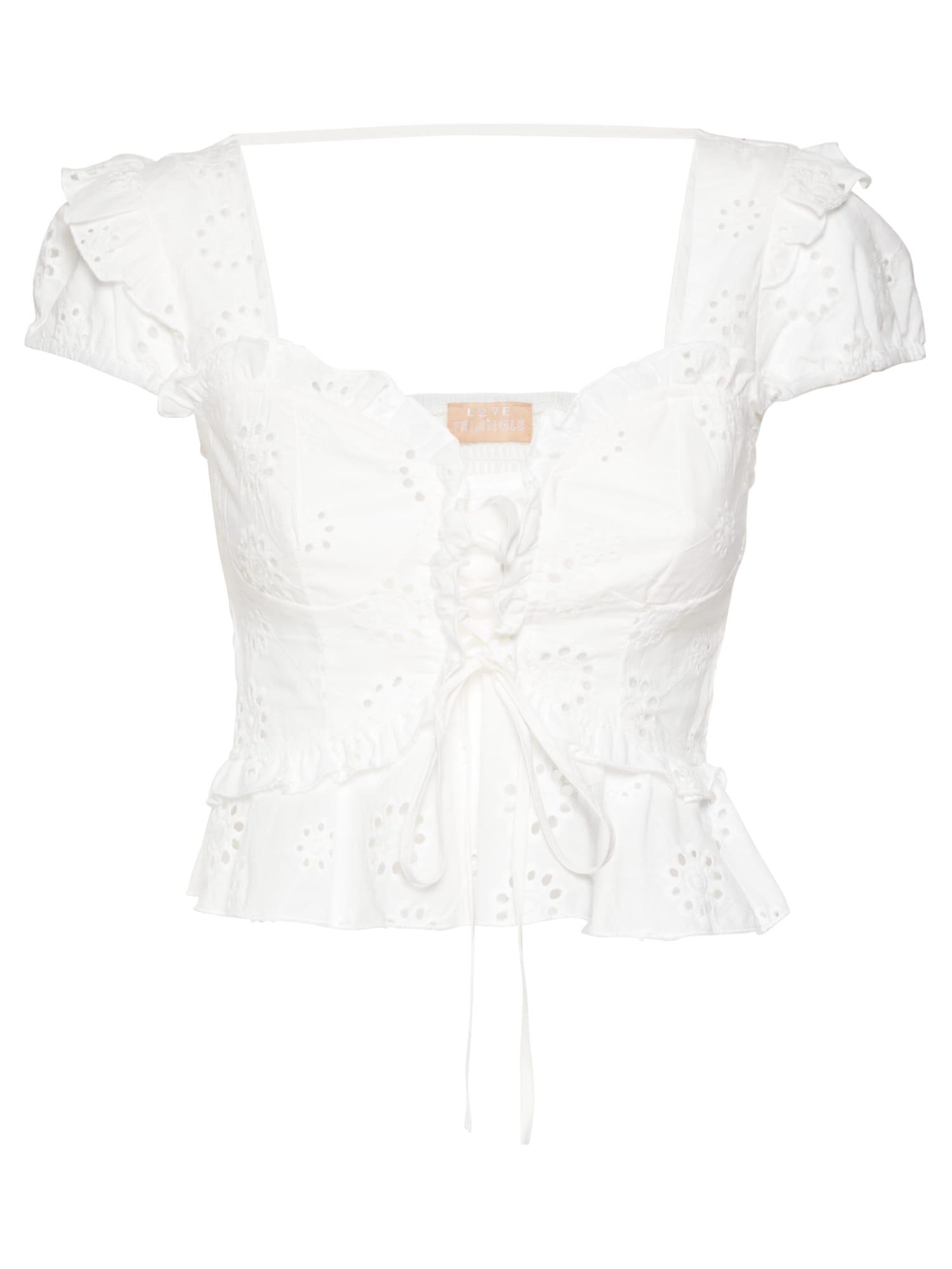 Love Triangle Marškinėliai