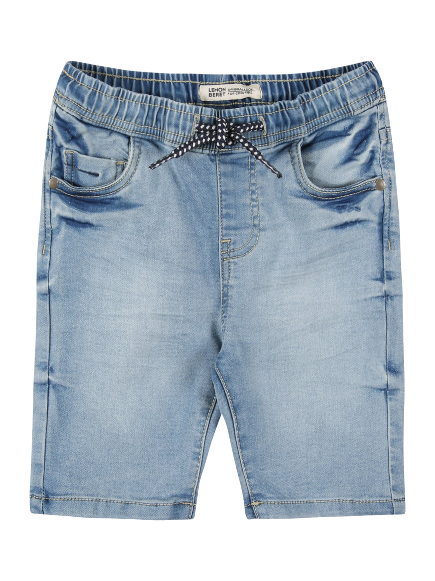 LEMON BERET Džinsai tamsiai (džinso) mėlyna