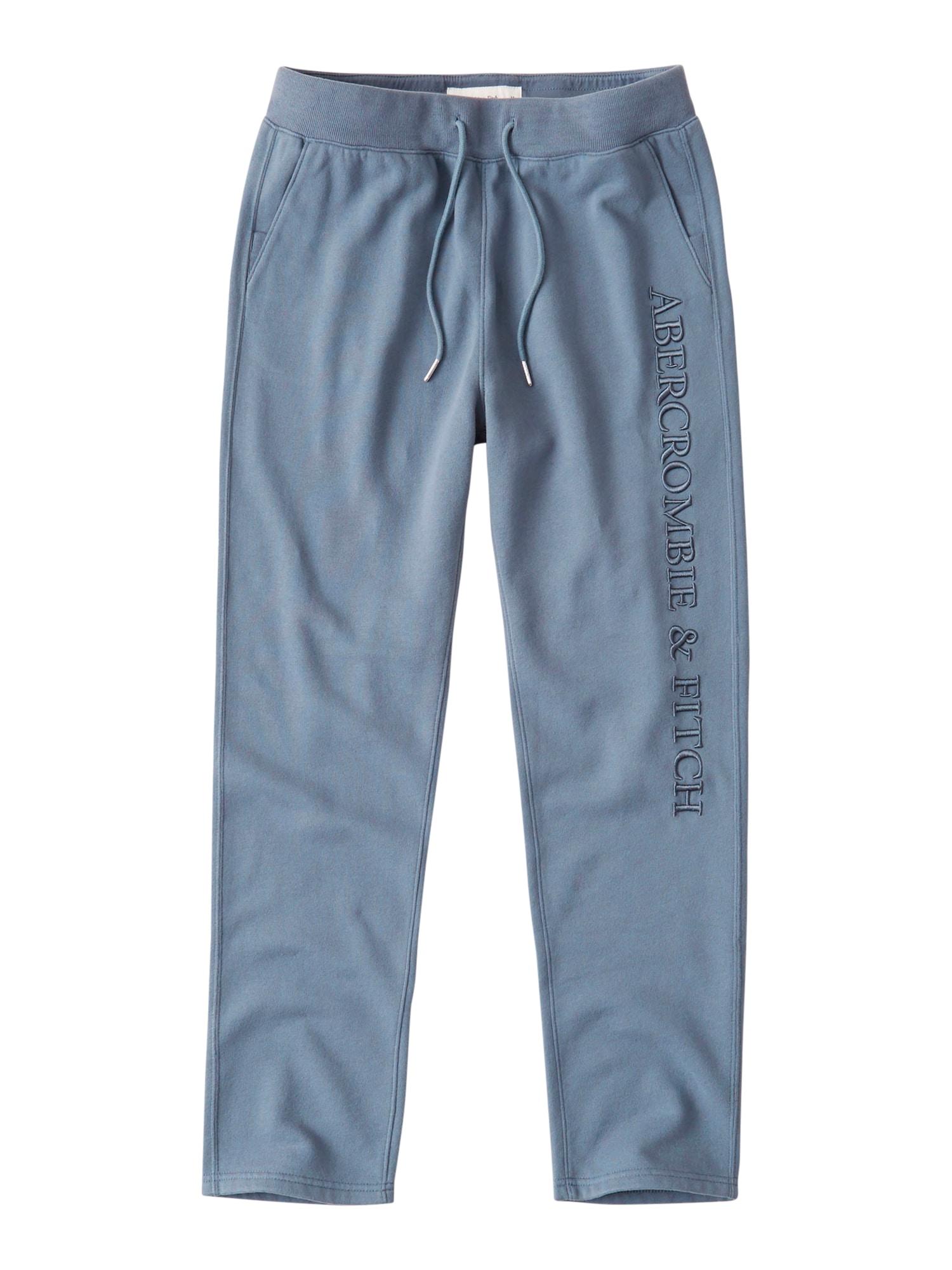 Abercrombie & Fitch Kelnės mėlyna