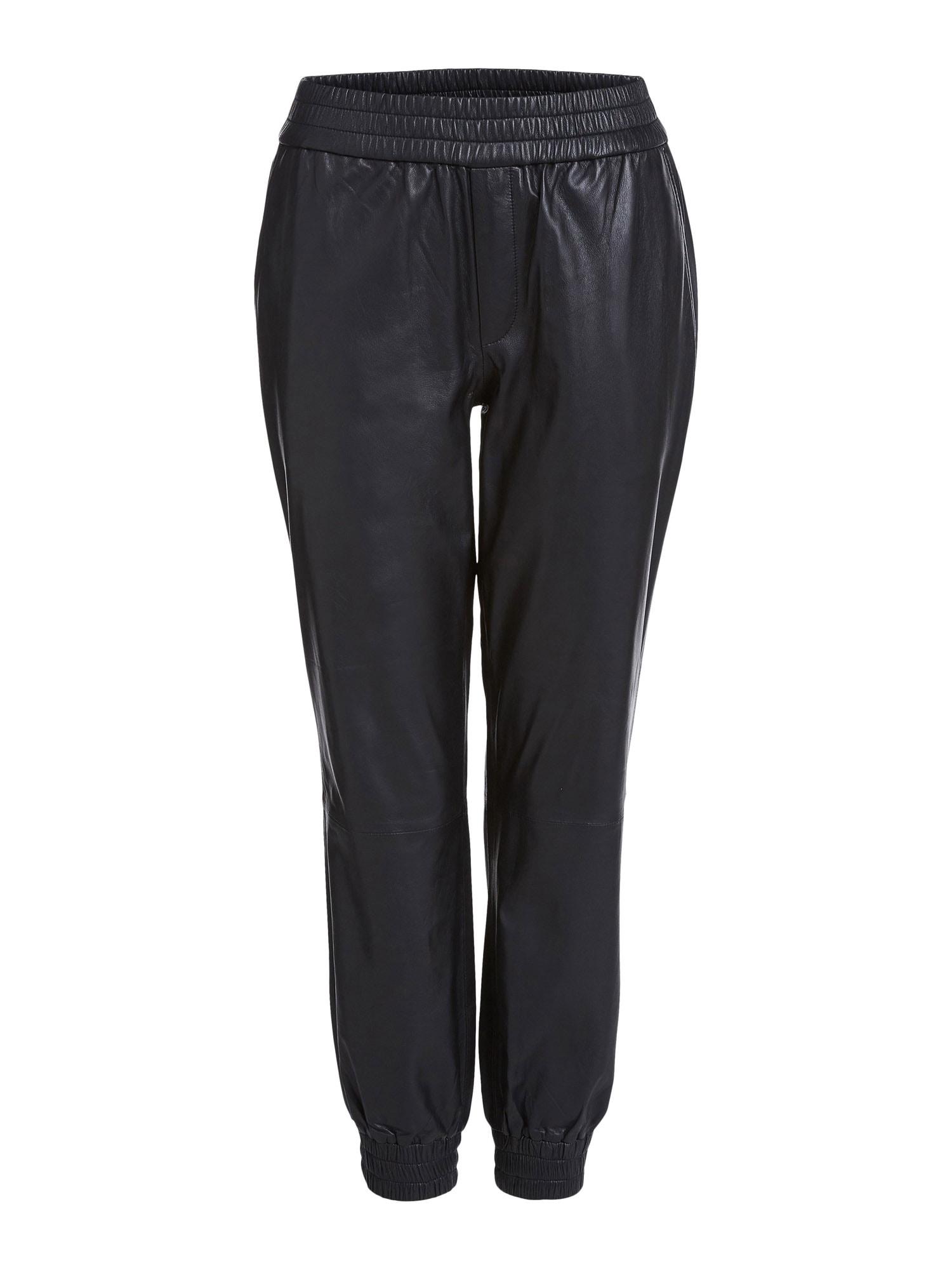 SET Kalhoty  černá