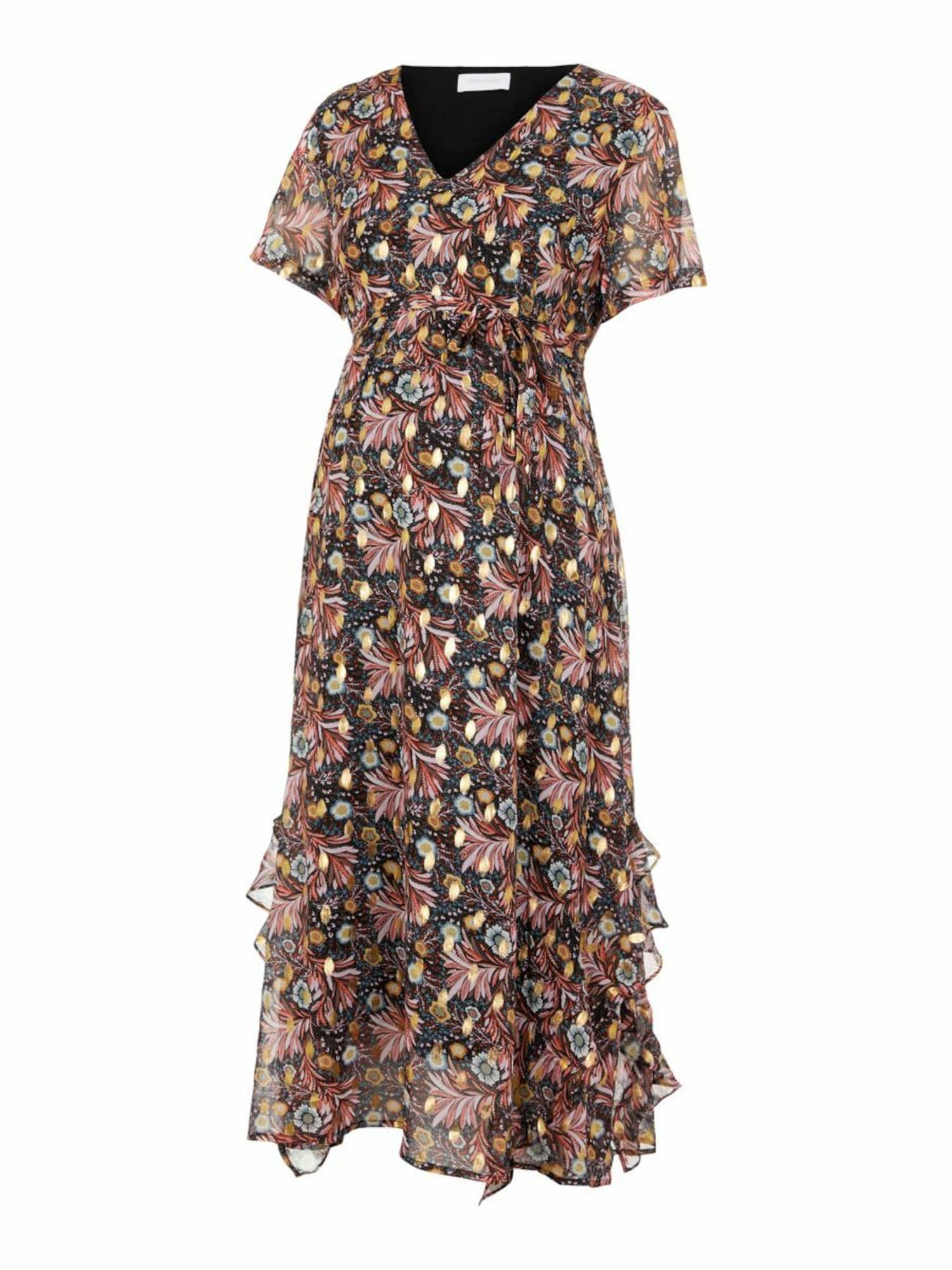 MAMALICIOUS Suknelė ruda