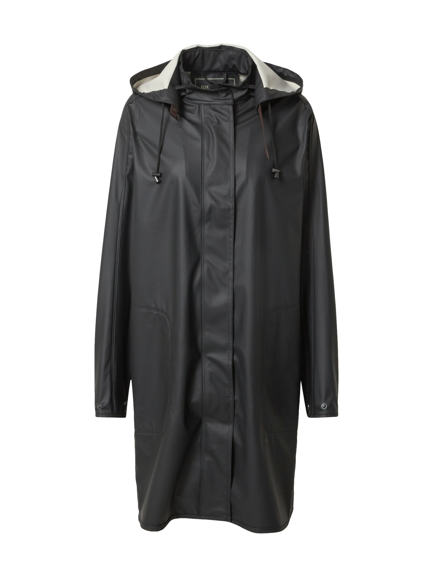 ILSE JACOBSEN Demisezoninis paltas juoda