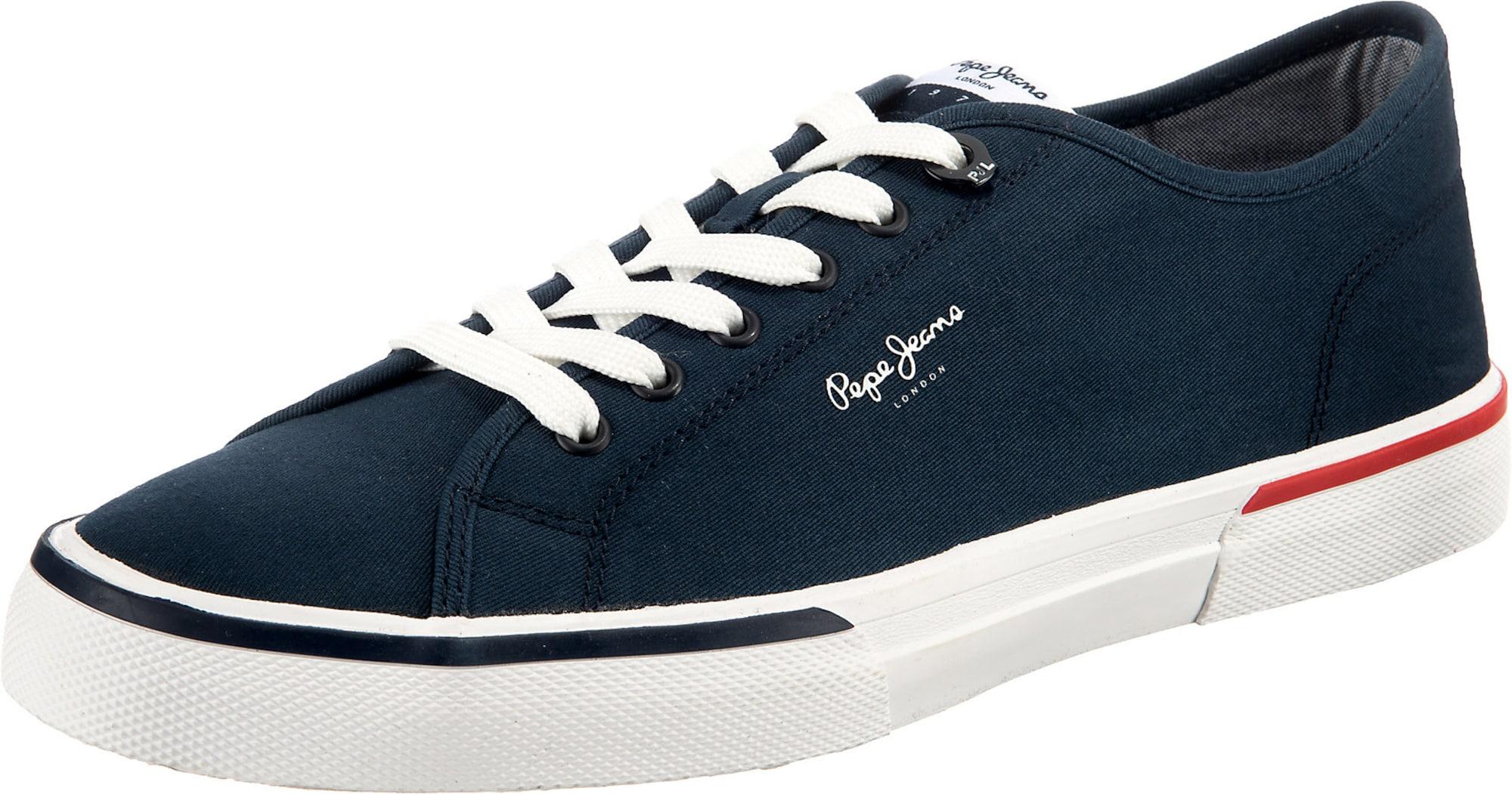 Pepe Jeans Tenisky  tmavě modrá