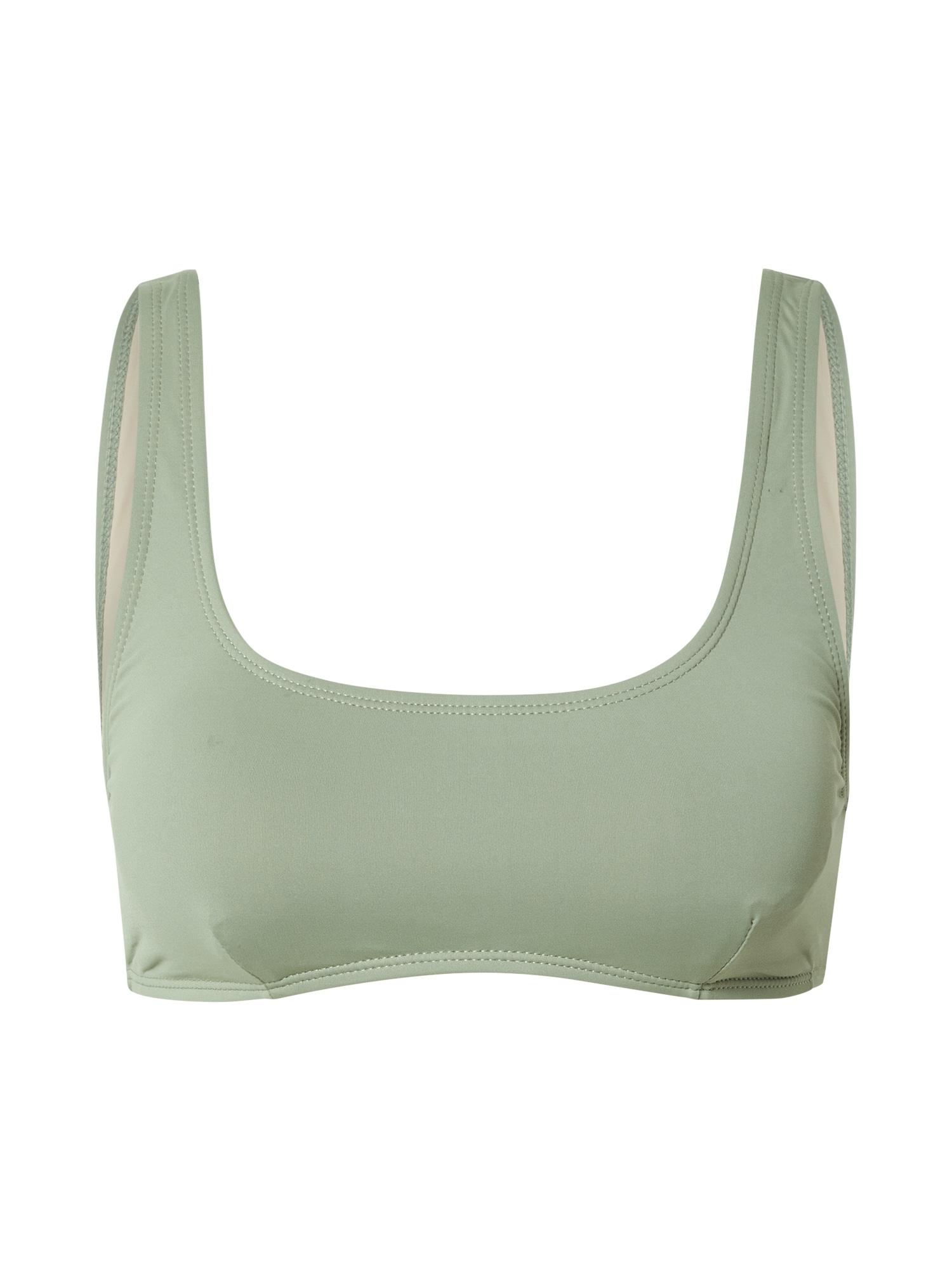 Cotton On Body Bikinio viršutinė dalis pastelinė žalia