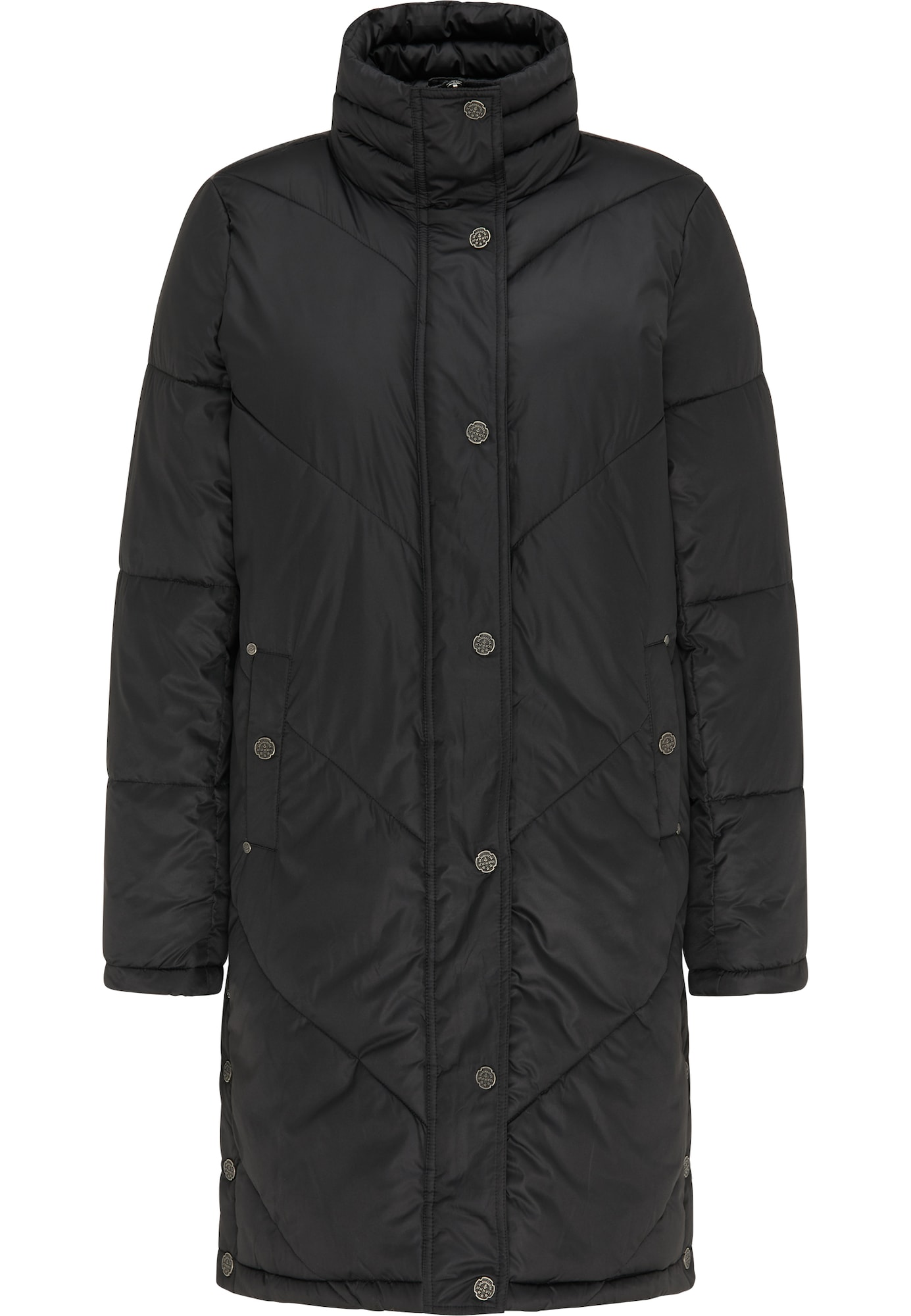DreiMaster Vintage Žieminis paltas juoda