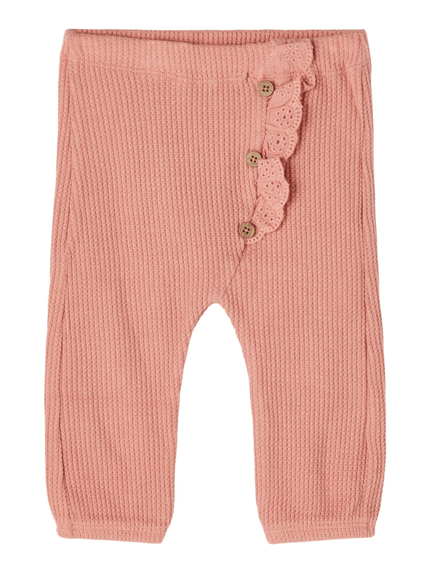 NAME IT Kelnės 'Hannen' rožinė