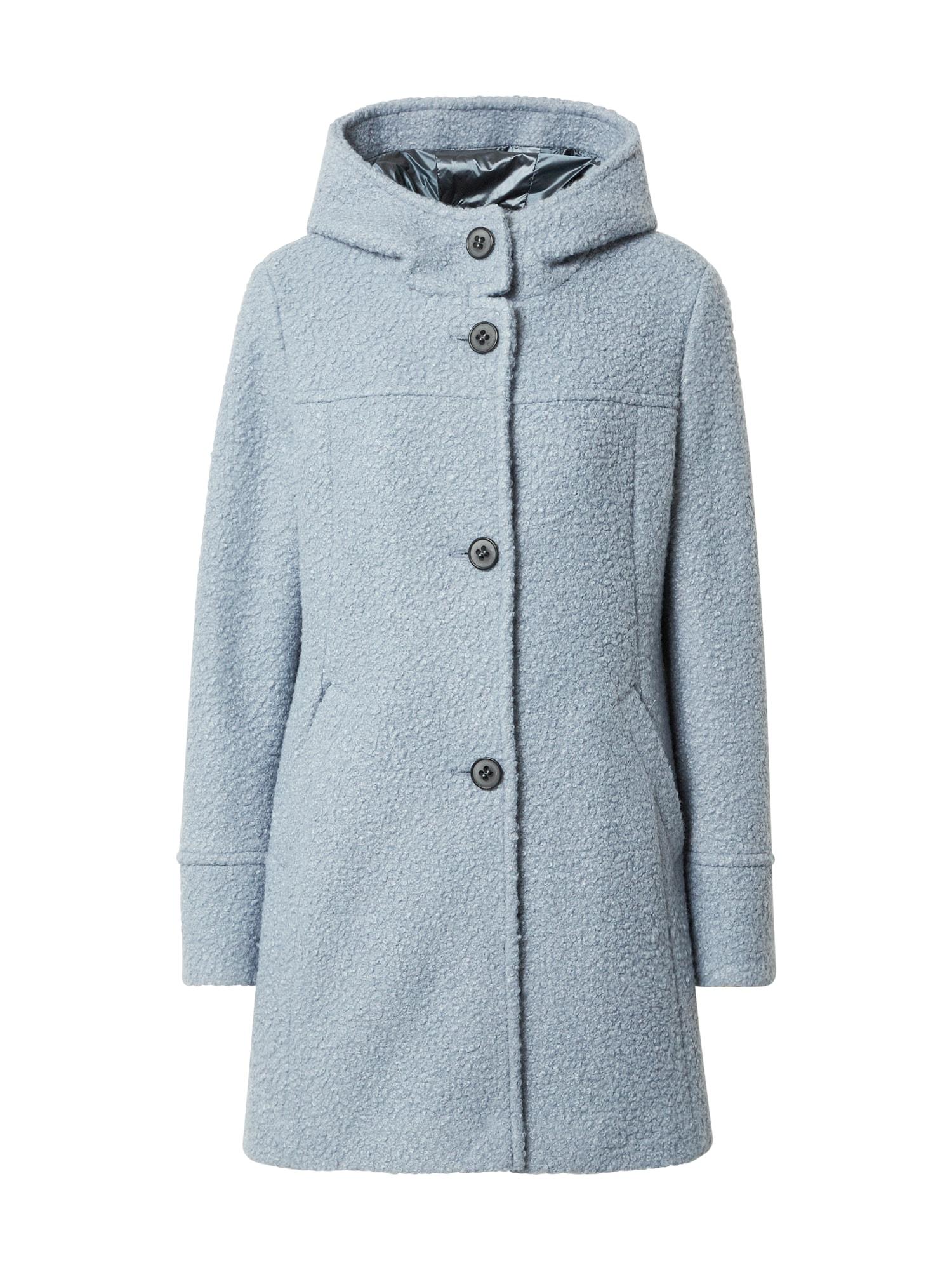 Amber & June Přechodný kabát  modrá