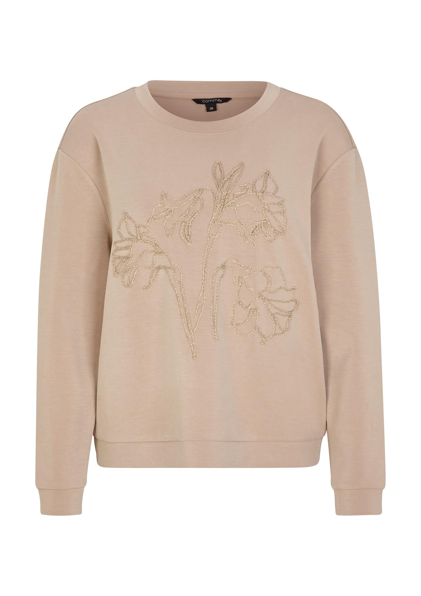 COMMA Megztinis be užsegimo kupranugario