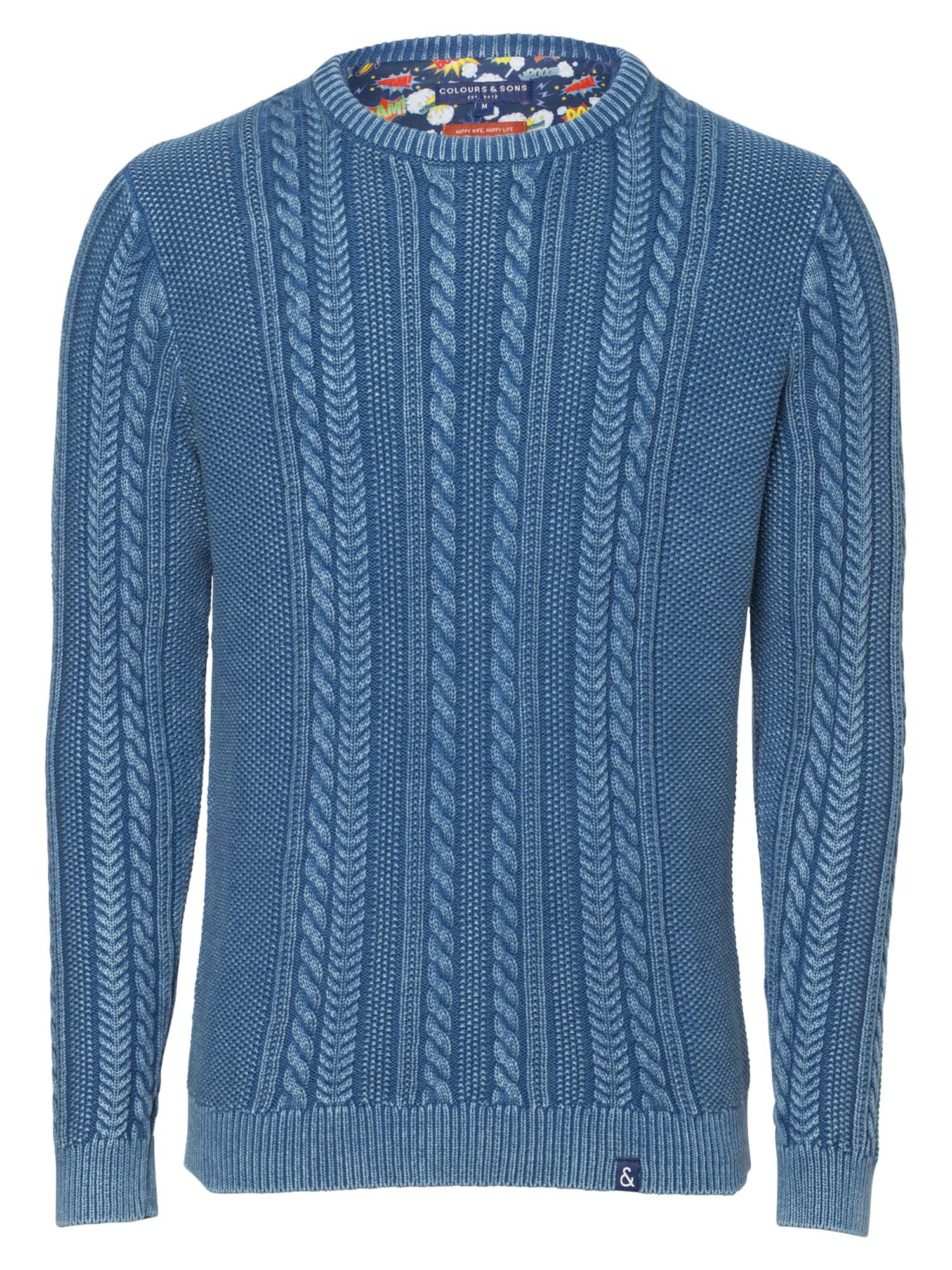 COLOURS & SONS Megztinis