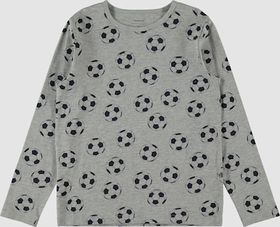 Name It Kids graumeliertes Fußball-Schlafset