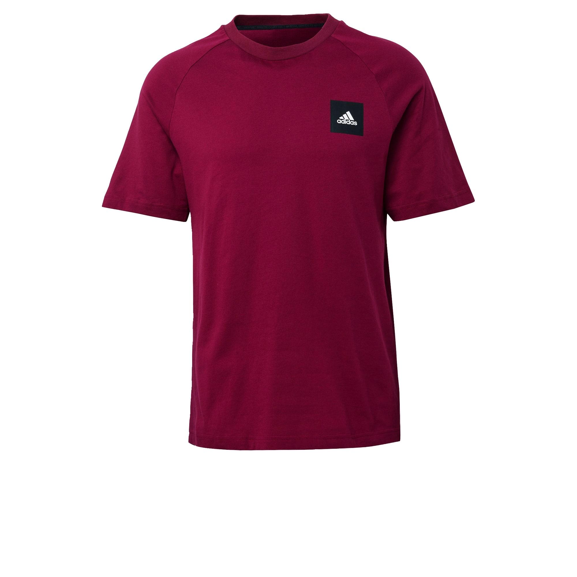 ADIDAS PERFORMANCE Funkční tričko  vínově červená