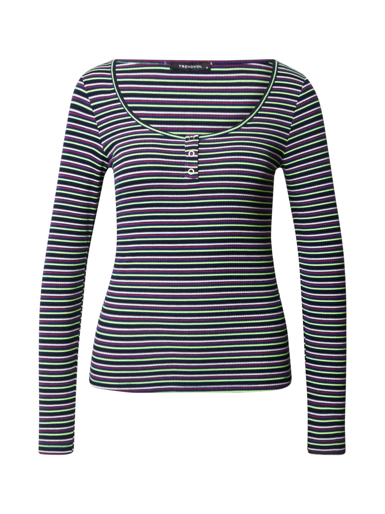 Trendyol Marškinėliai mišrios spalvos