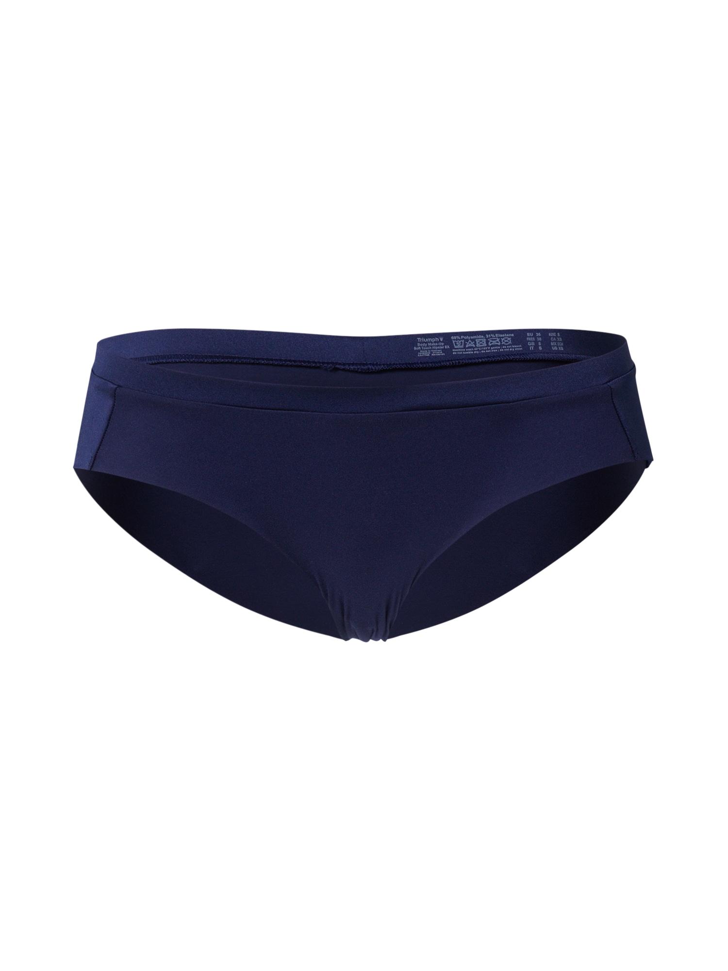 TRIUMPH Kalhotky 'BODY MAKE-UP'  námořnická modř