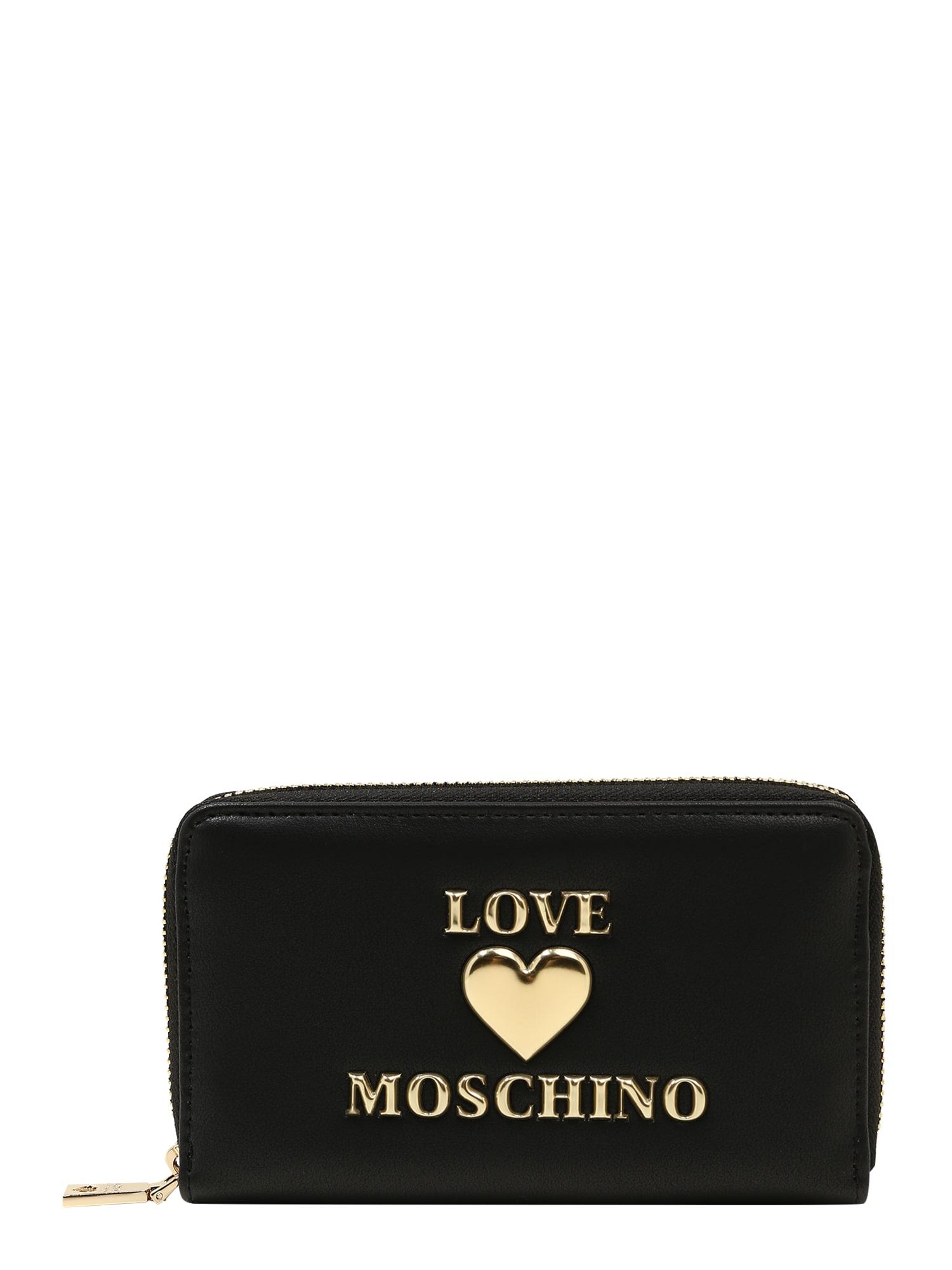Love Moschino Piniginė juoda