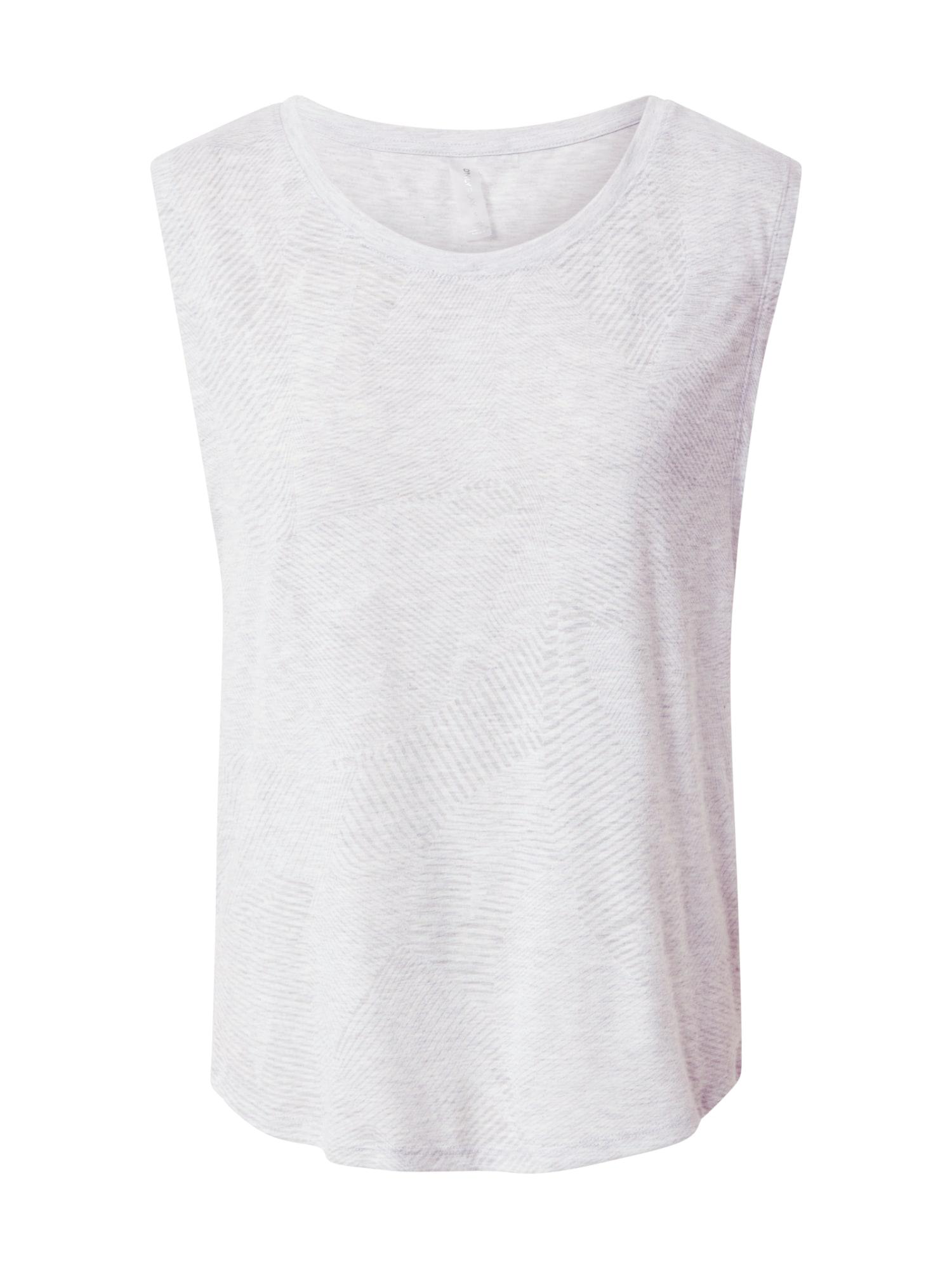 ONLY PLAY Sportiniai marškinėliai be rankovių