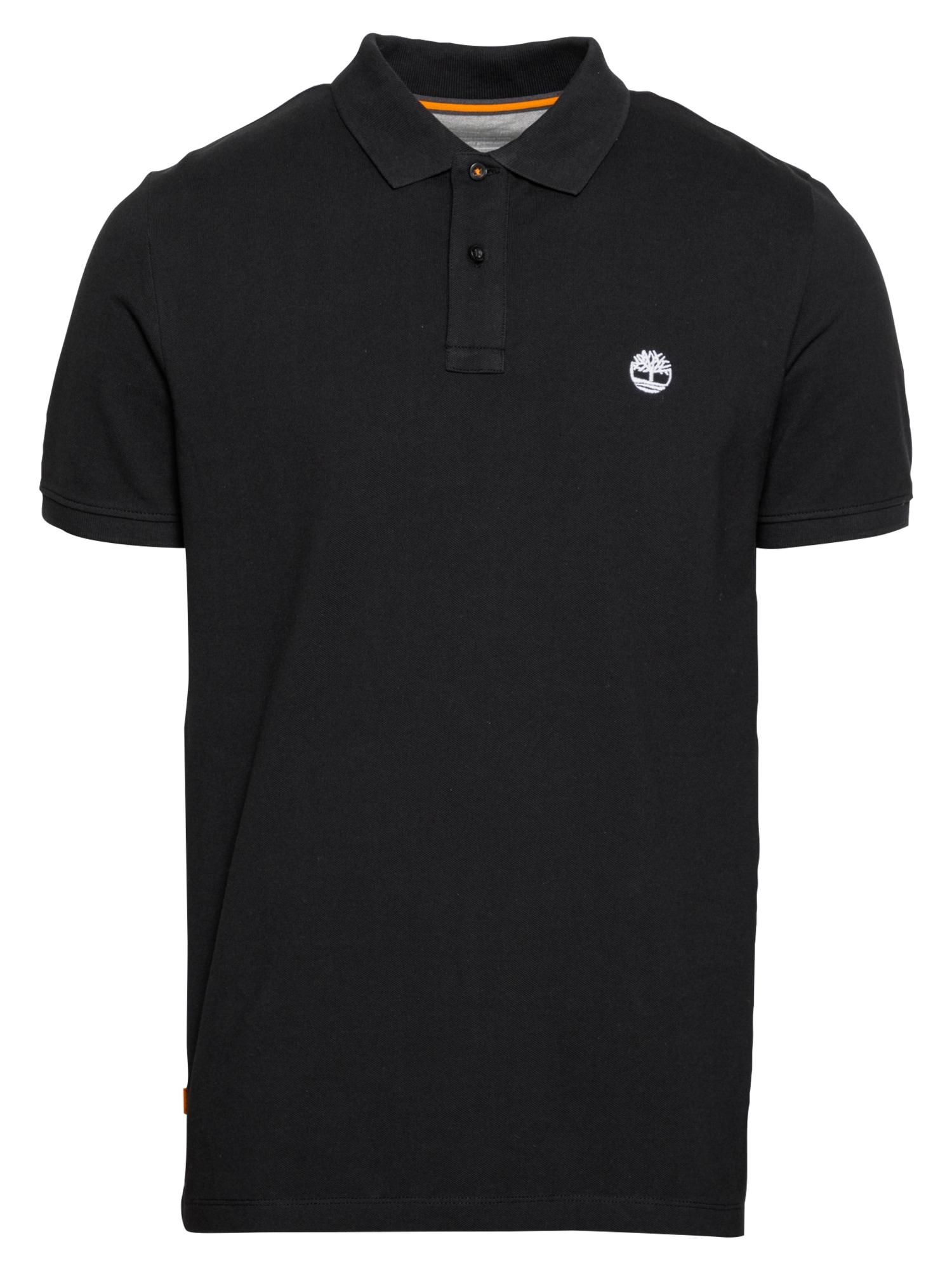 TIMBERLAND Marškinėliai juoda