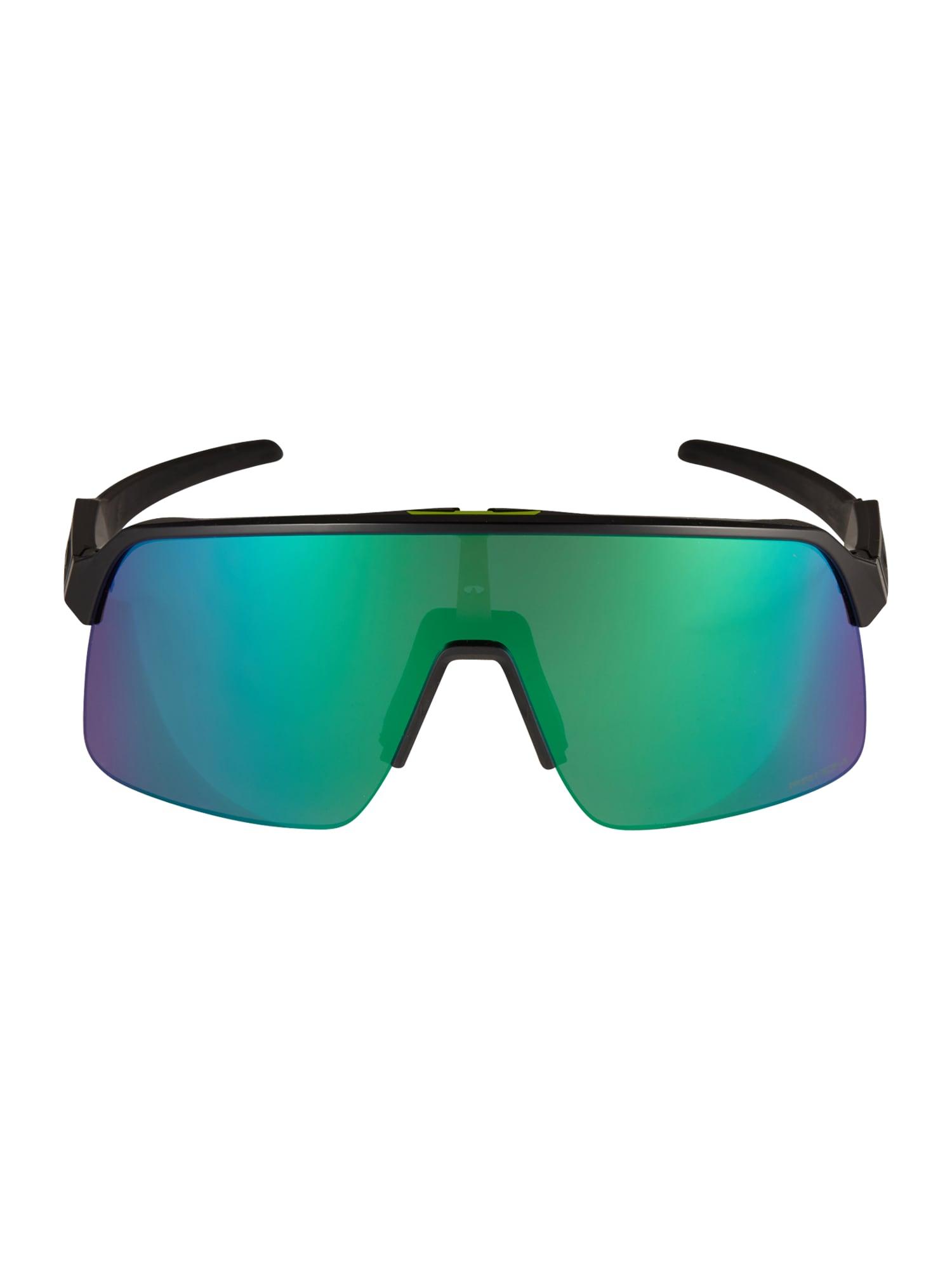 OAKLEY Sportiniai akiniai 'SUTRO LITE' žalia / juoda