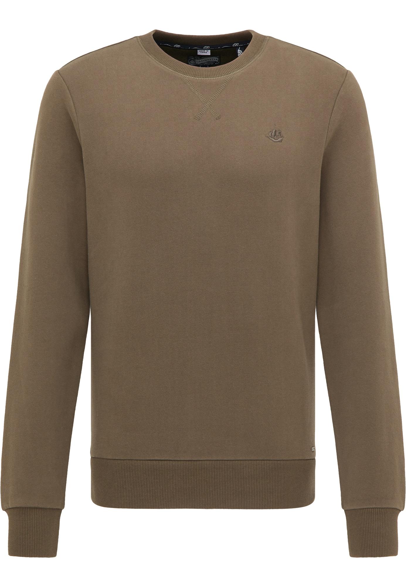 DreiMaster Vintage Megztinis be užsegimo brokato spalva