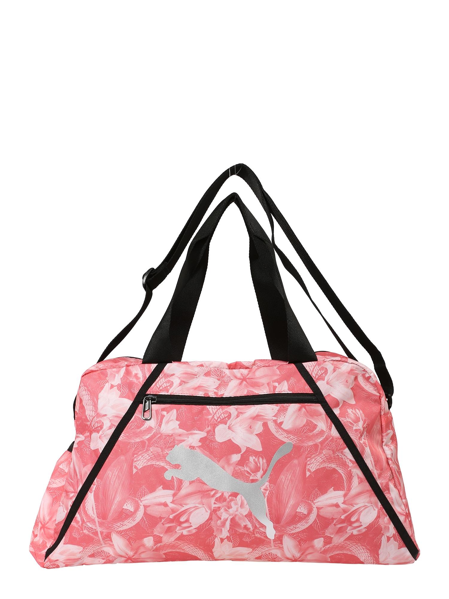 PUMA Sportinis krepšys rožių spalva / rožinė