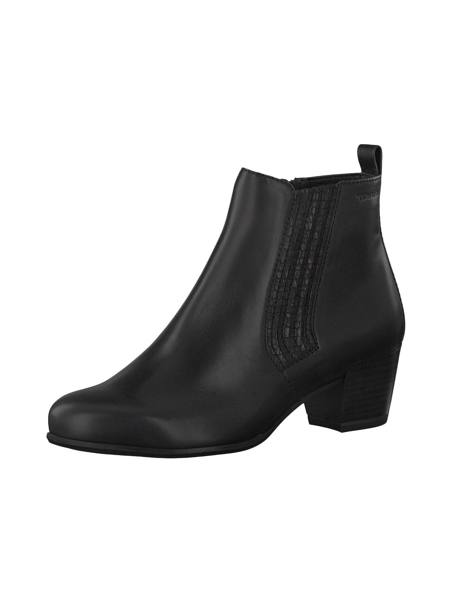 TAMARIS Kulkšnis dengiantys batai juoda