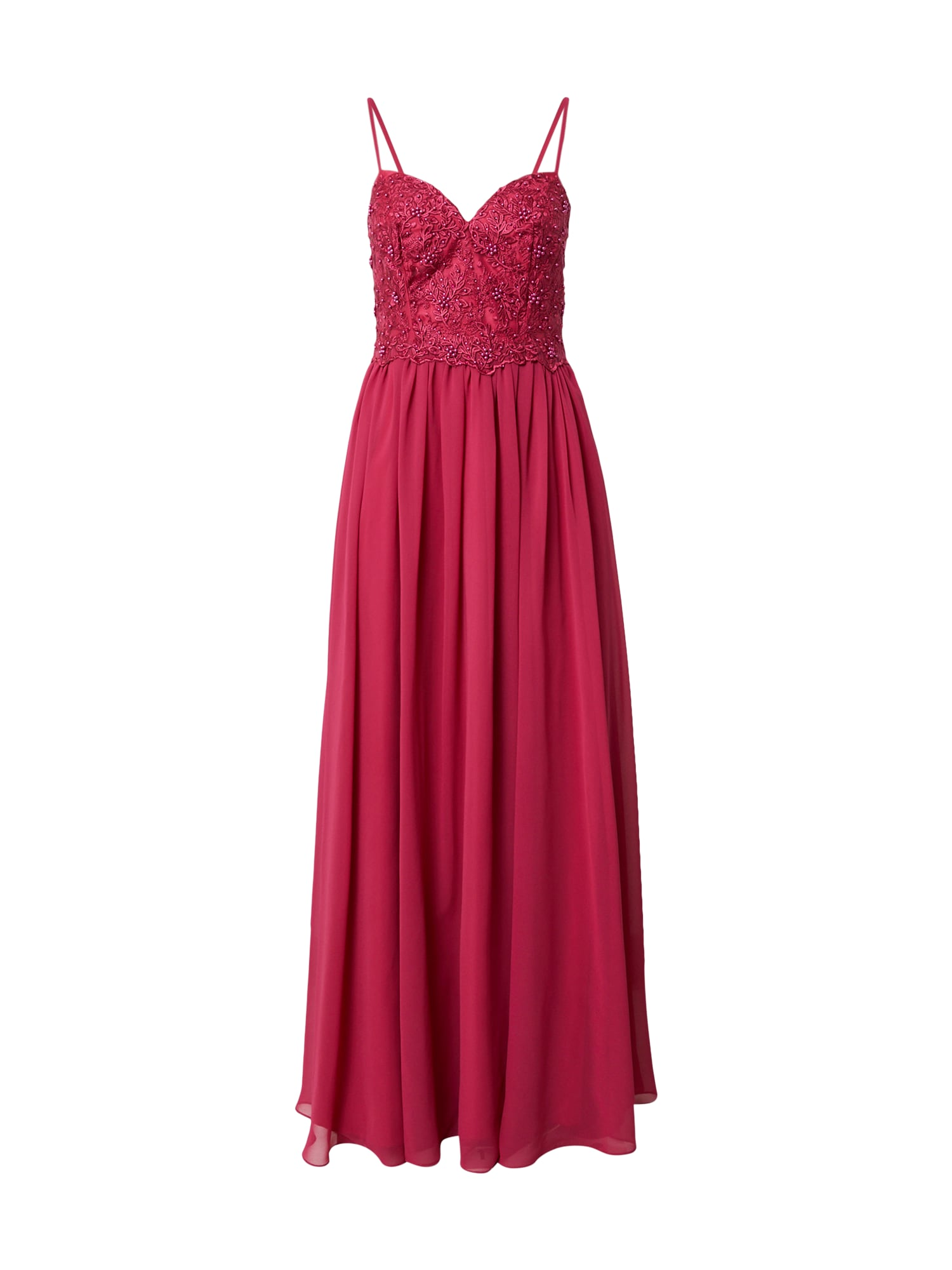 Laona Vakarinė suknelė avietinė