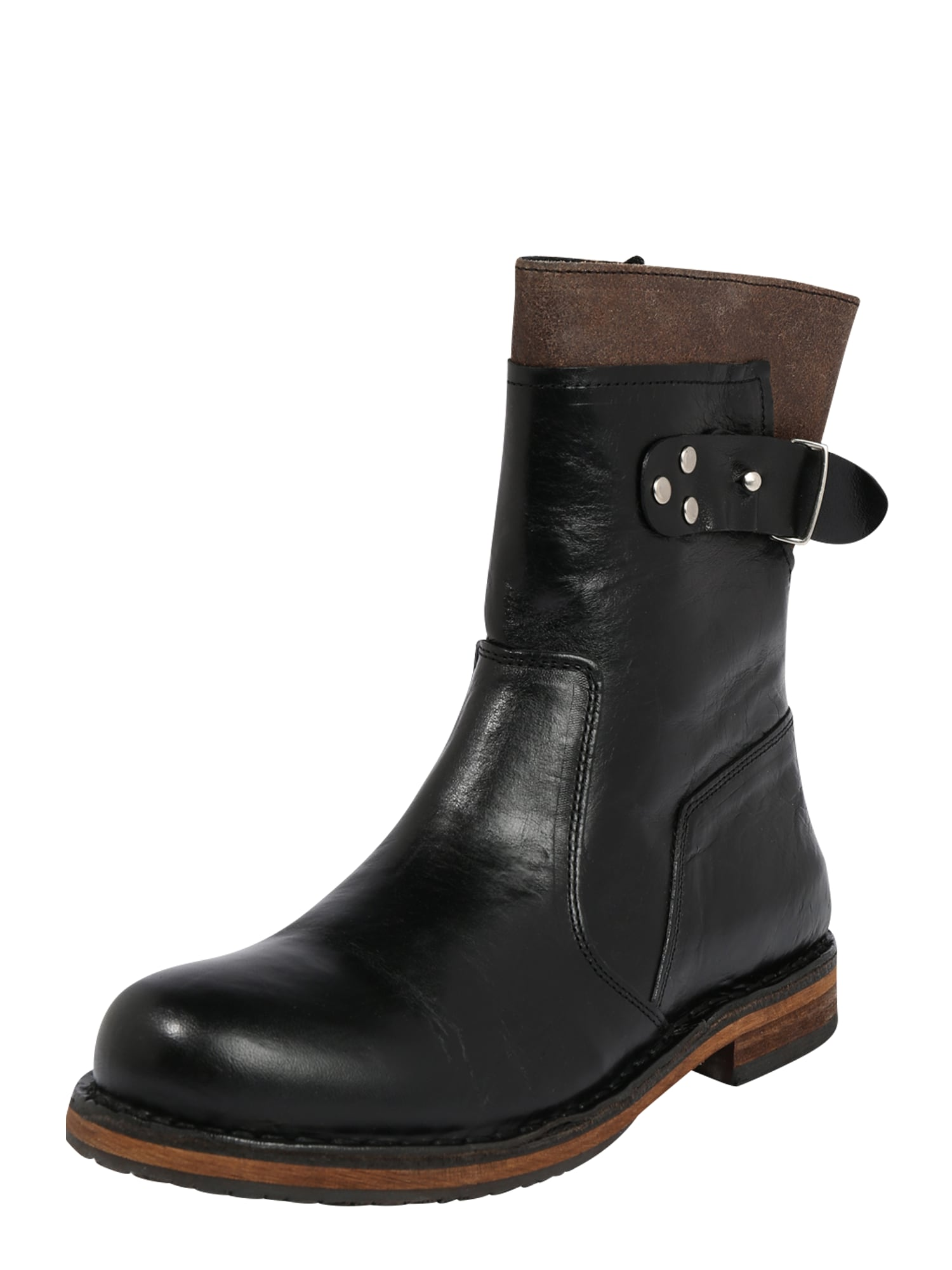 Ca Shott Auliniai batai ruda / juoda