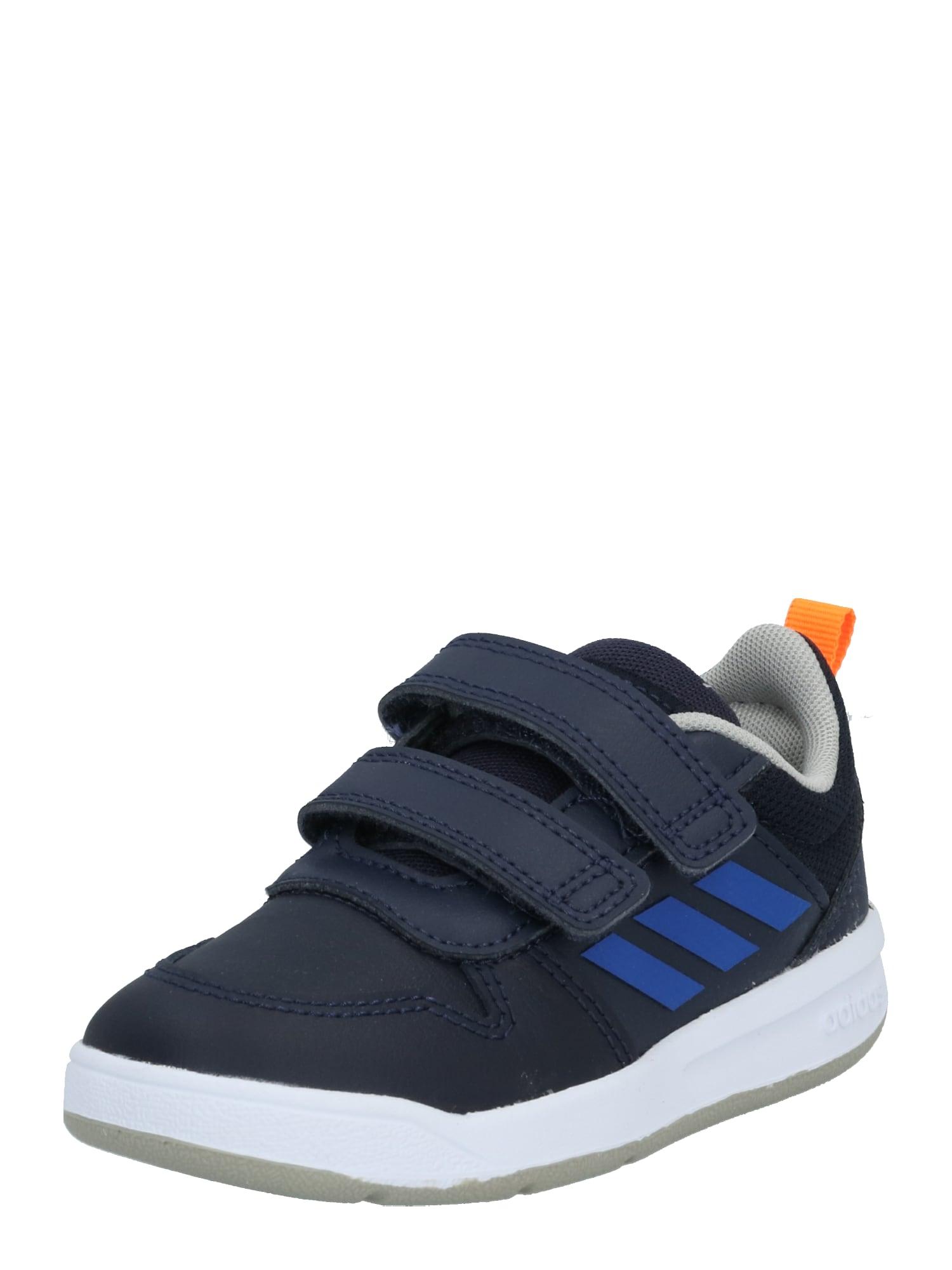 ADIDAS PERFORMANCE Sportovní boty 'TENSAUR I'  modrá / tmavě modrá / oranžová