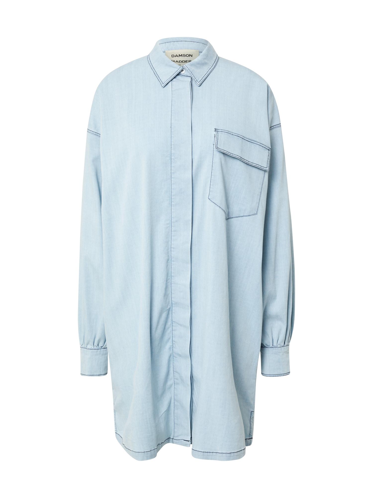 Damson Madder Palaidinės tipo suknelė šviesiai mėlyna