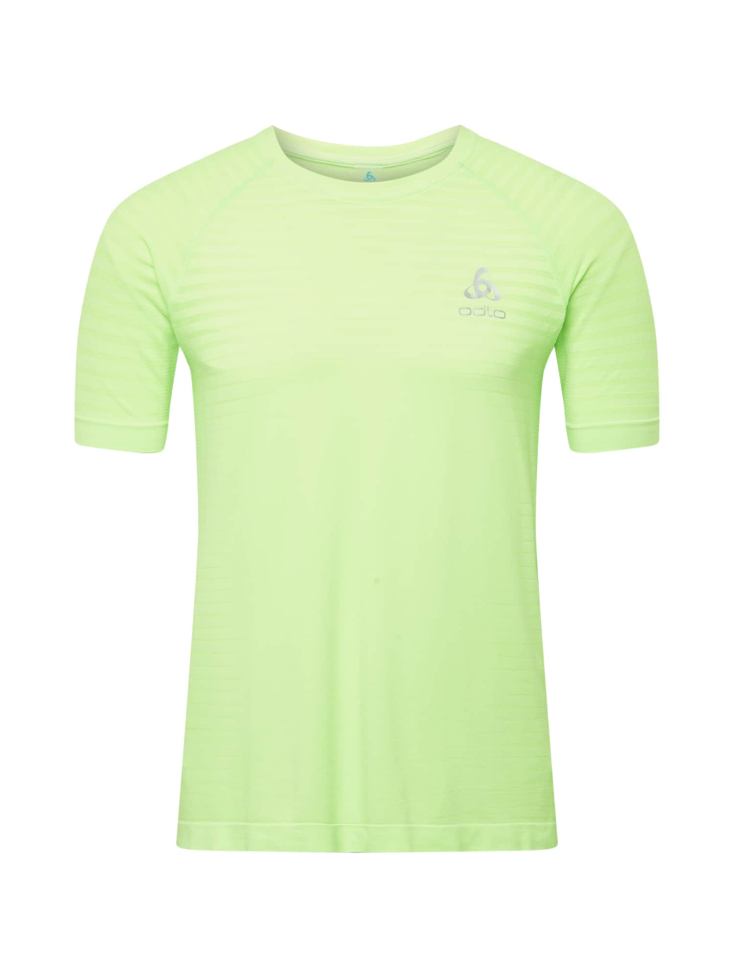 ODLO Sportiniai marškinėliai kivių spalva / sidabrinė