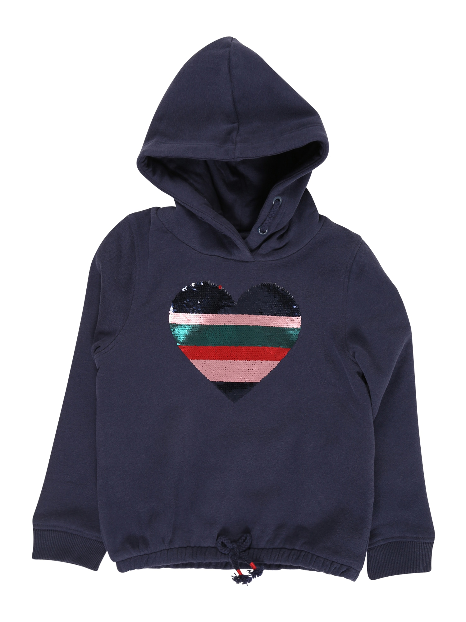 STACCATO Megztinis be užsegimo tamsiai mėlyna / kobalto mėlyna / pastelinė rožinė / smaragdinė spalva / raudona
