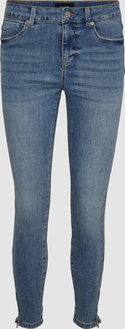 Vero Moda Tilde Mid Rise Ankle Zip Jeans