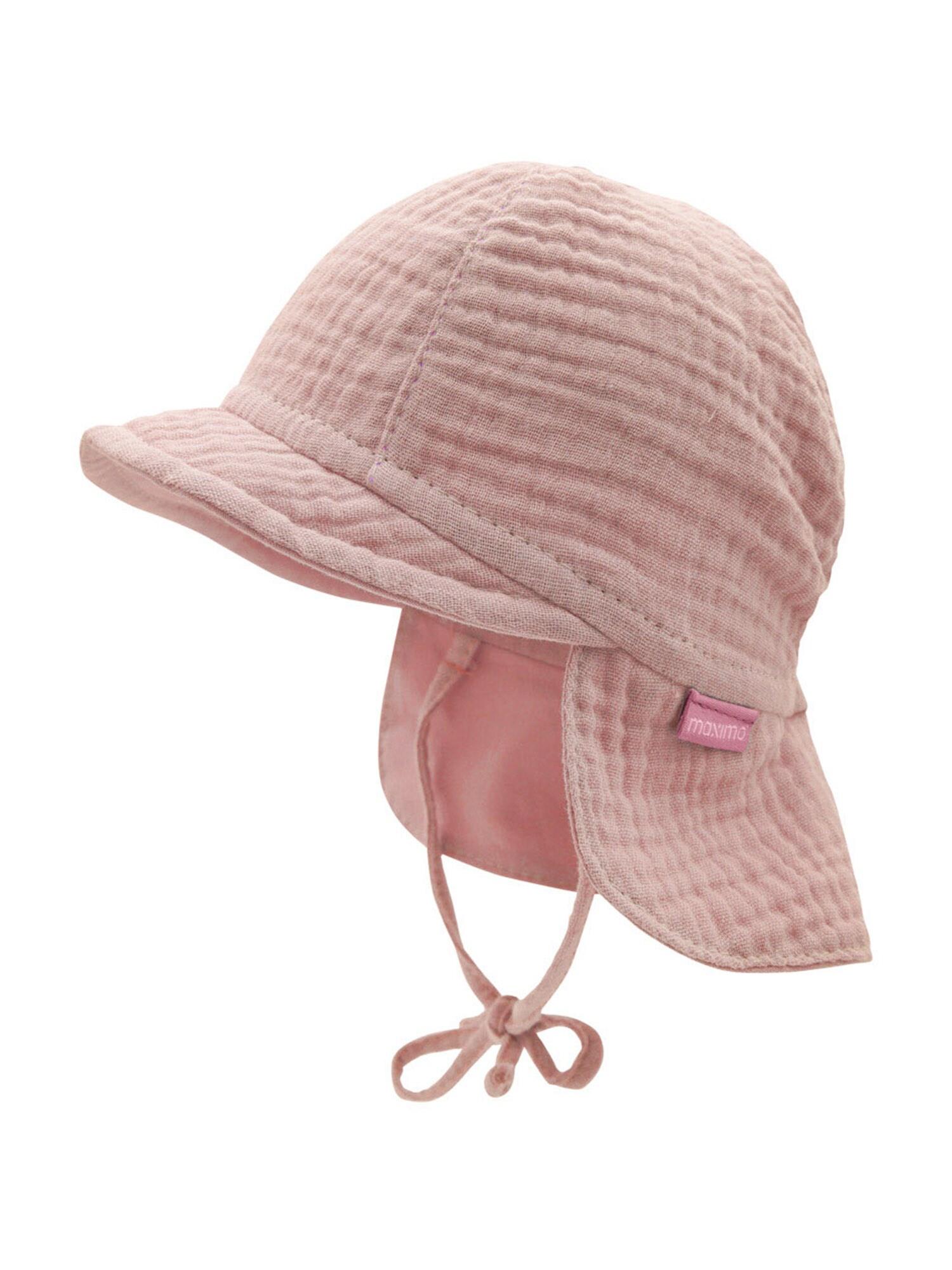 MAXIMO Skrybėlaitė ryškiai rožinė spalva