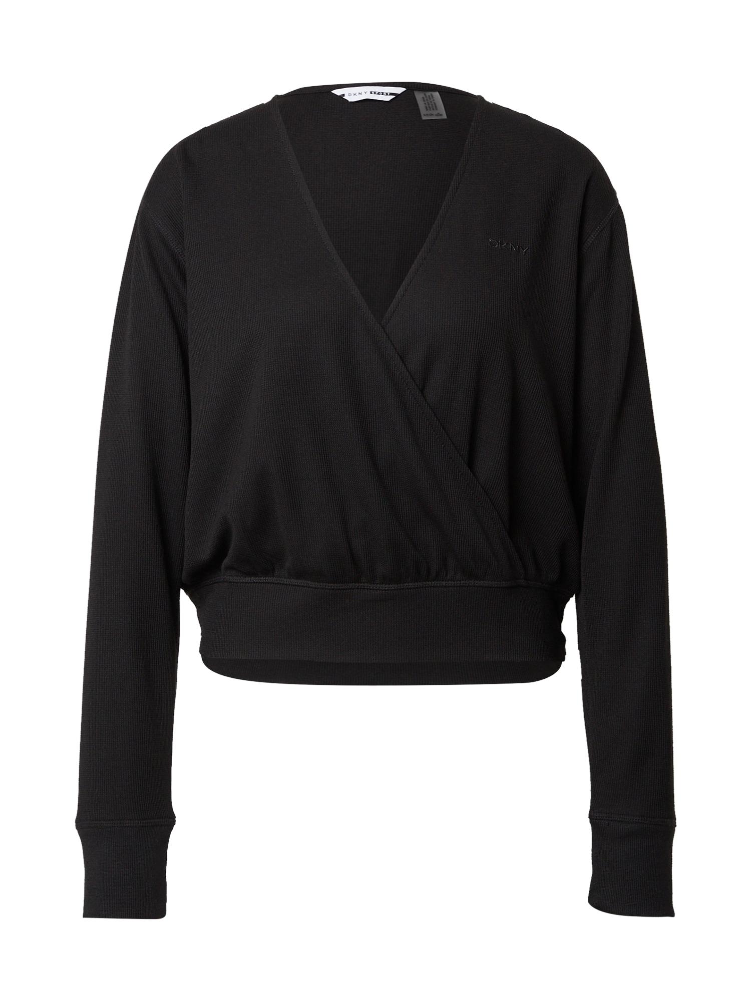 DKNY Performance Marškinėliai juoda