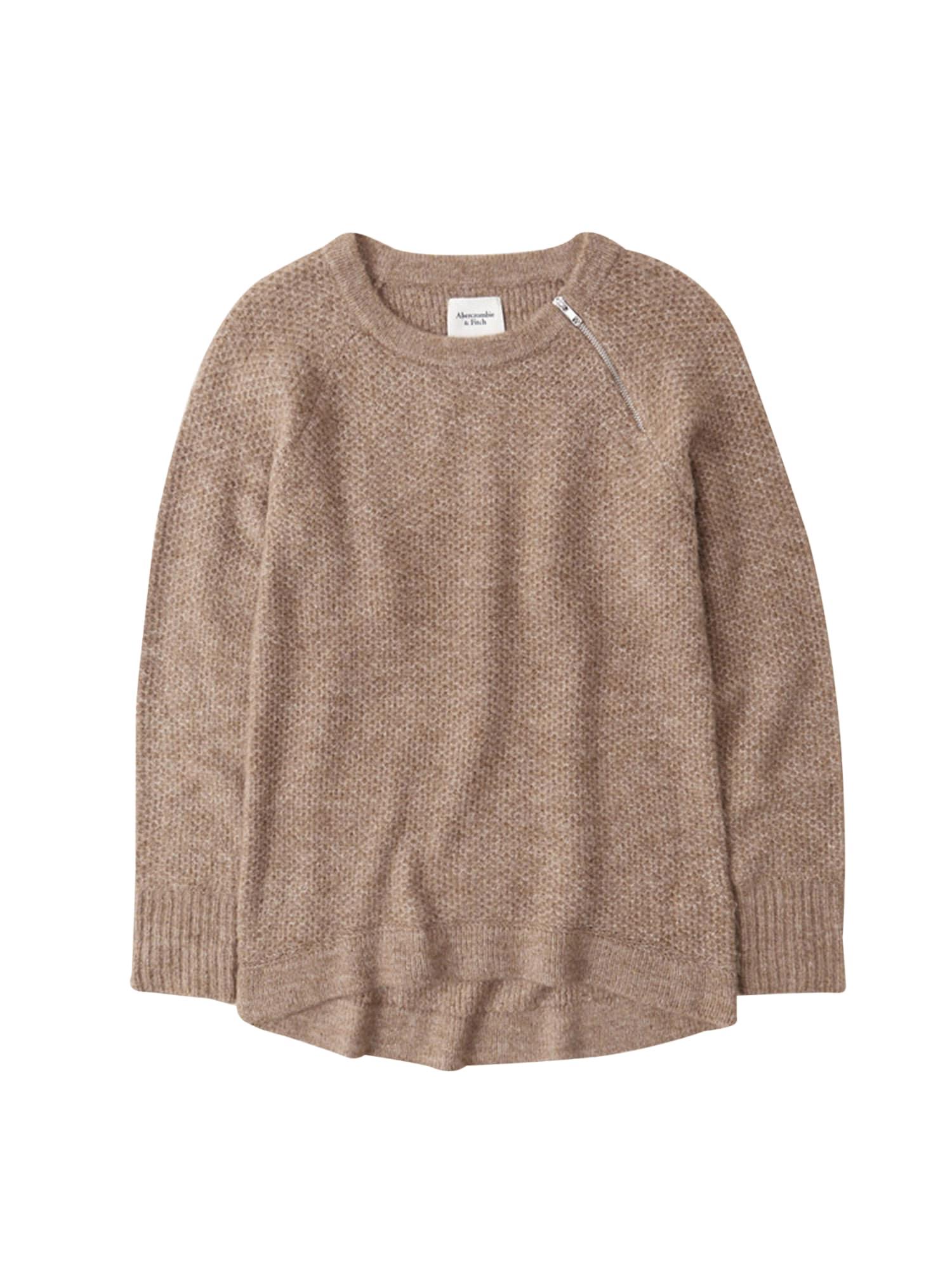 Abercrombie & Fitch Megztinis margai ruda