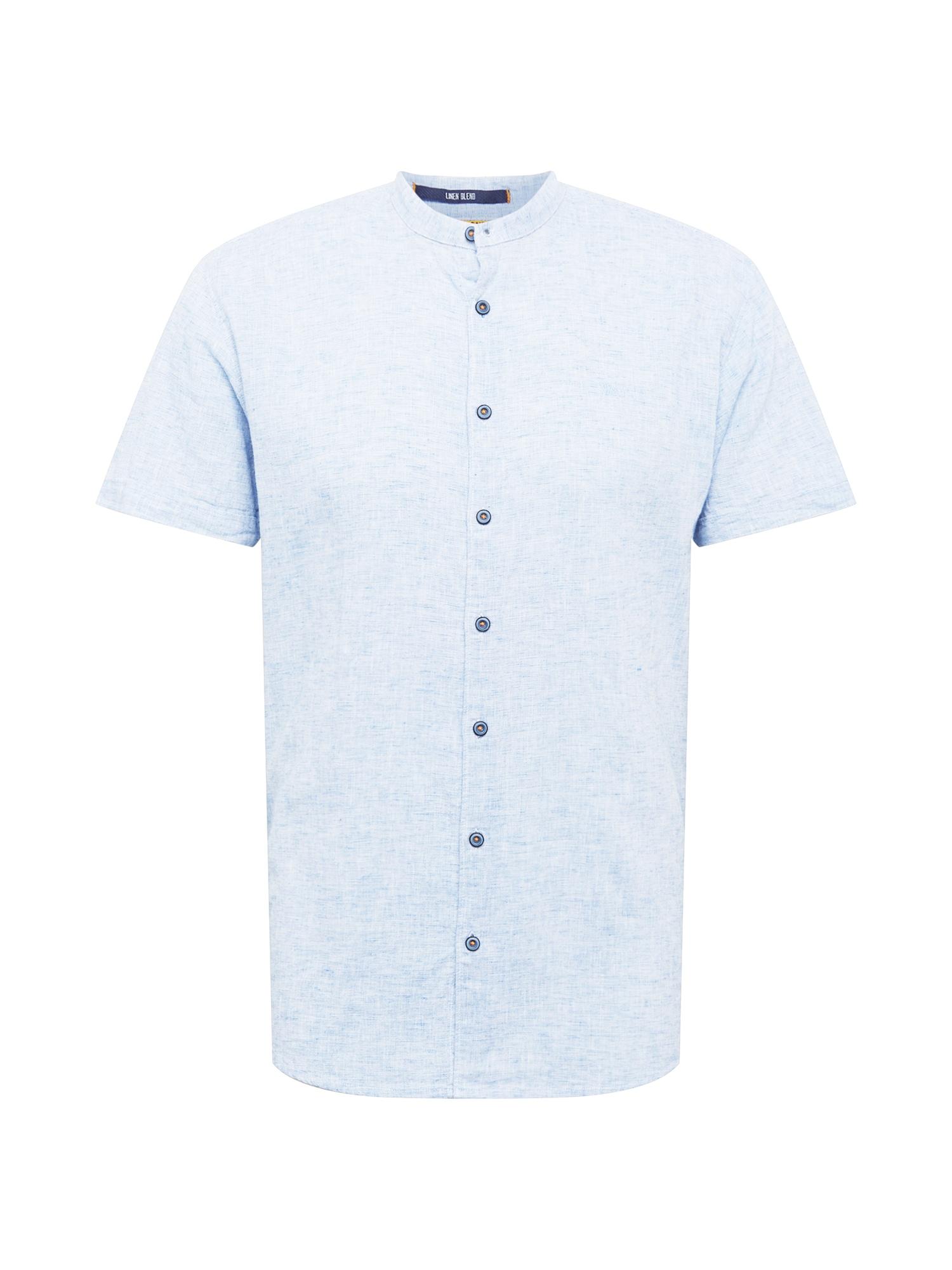 No Excess Marškiniai šviesiai mėlyna