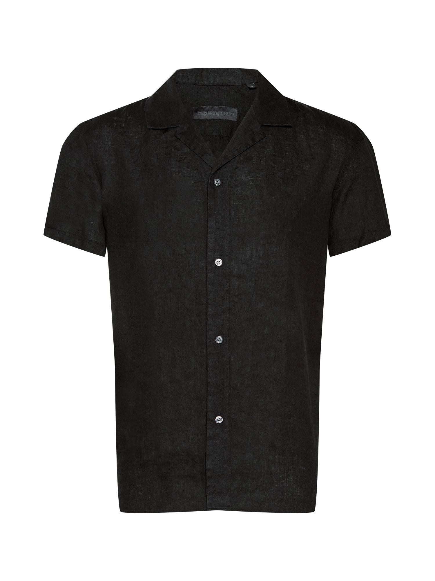 DRYKORN Marškiniai 'BIJAN' juoda