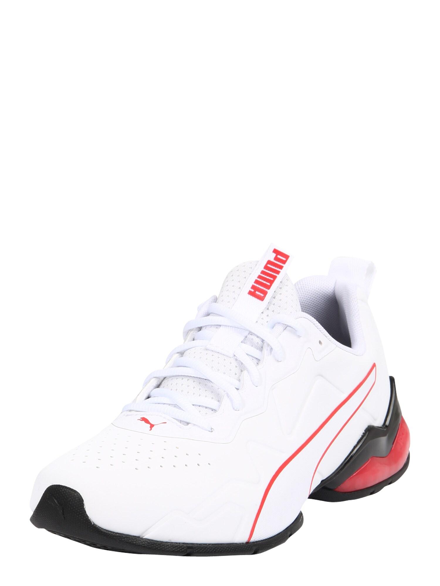 PUMA Sportovní boty 'VALIANT'  bílá / červená