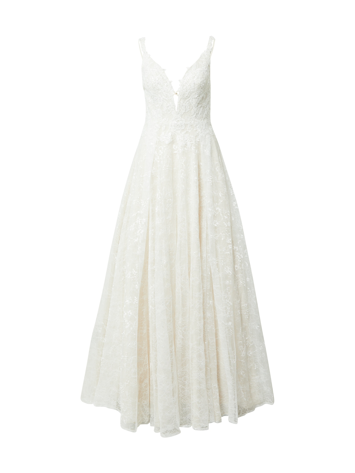MAGIC BRIDE Vakarinė suknelė natūrali balta