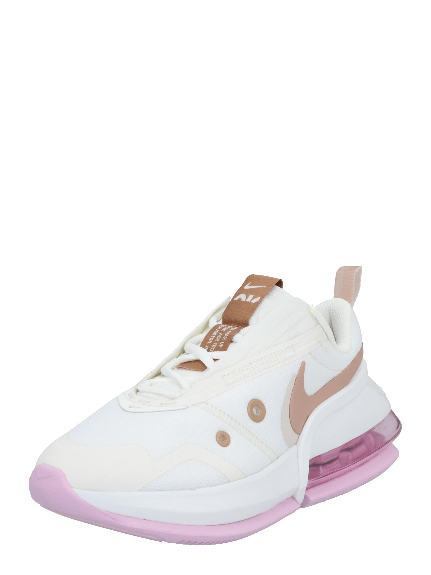 Nike Sportswear Tenisky 'Air Max Up'  bílá / hnědá / fialová