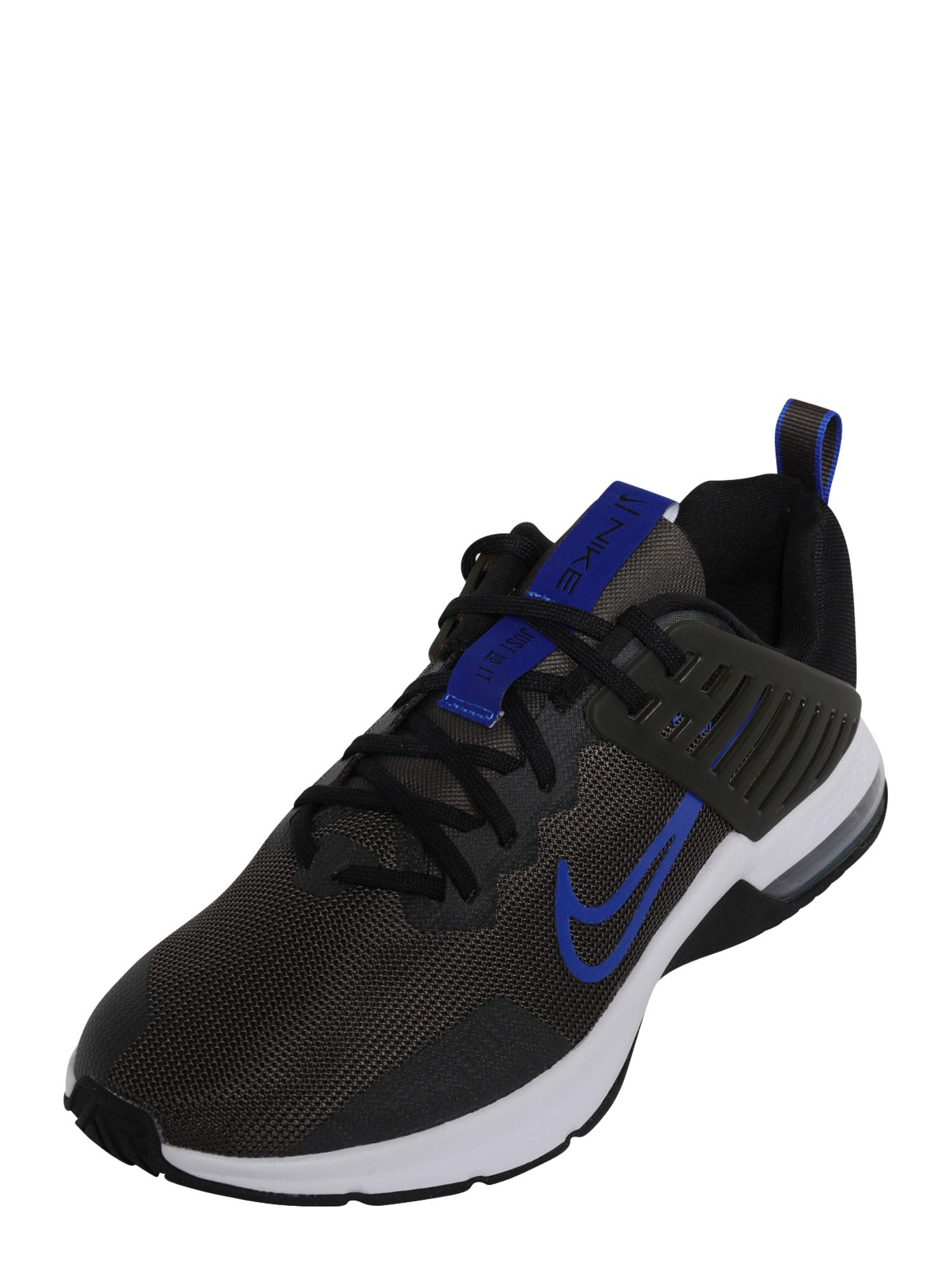 NIKE Sportovní boty  modrá / antracitová