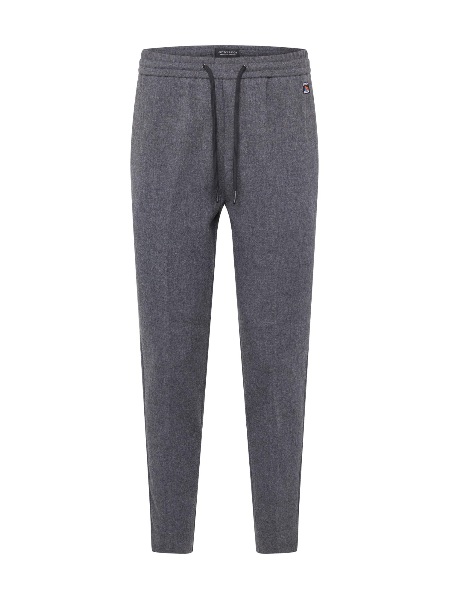 SCOTCH & SODA Kalhoty 'Fave'  tmavě šedá