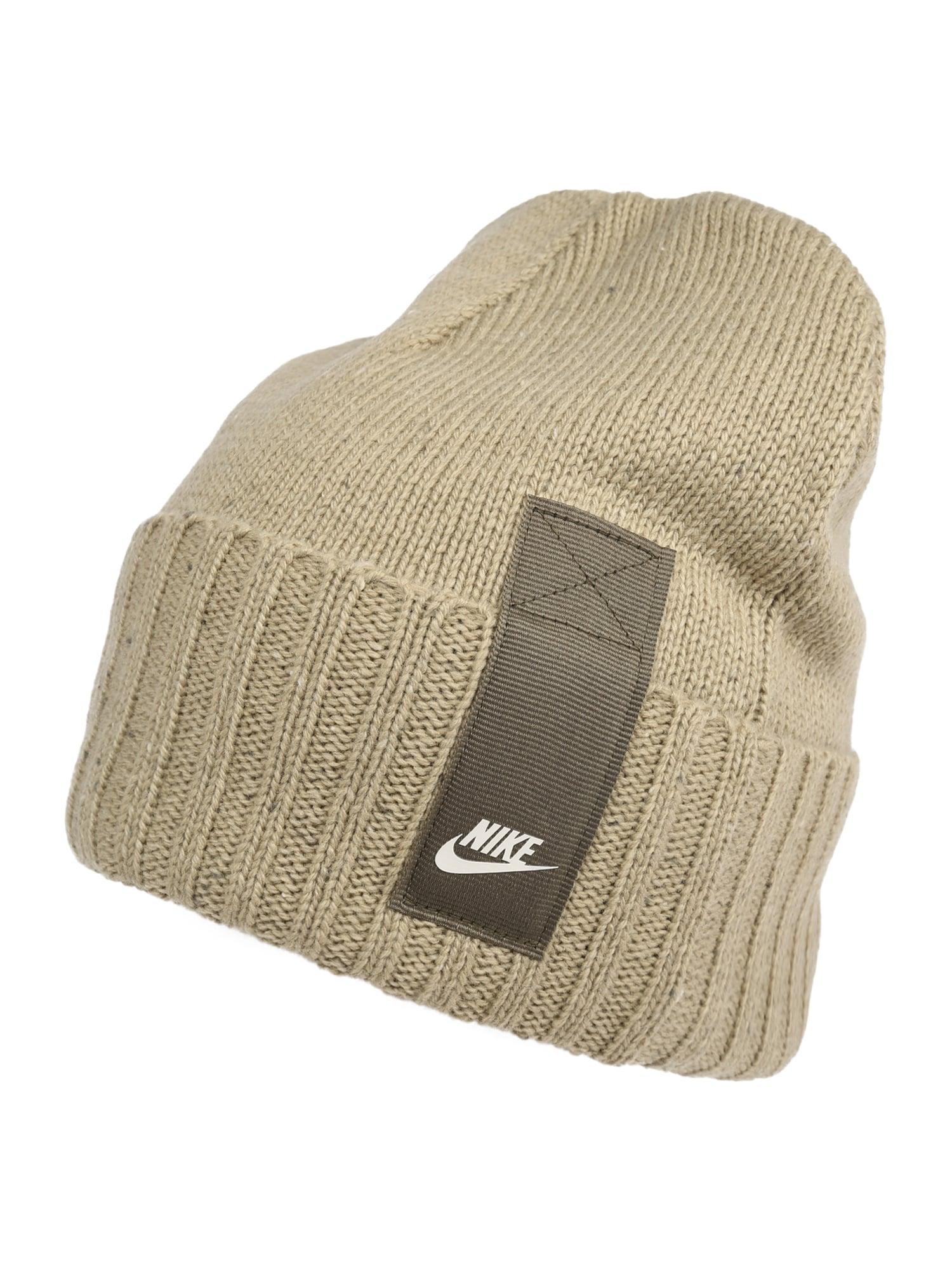 Nike Sportswear Čepice  šedobéžová