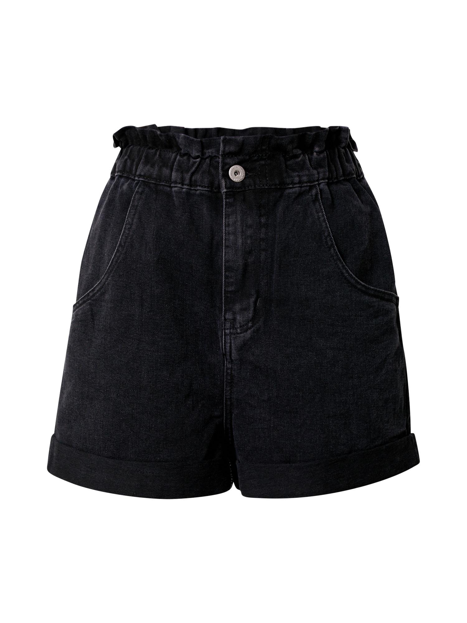 Cotton On Džinsai juodo džinso spalva