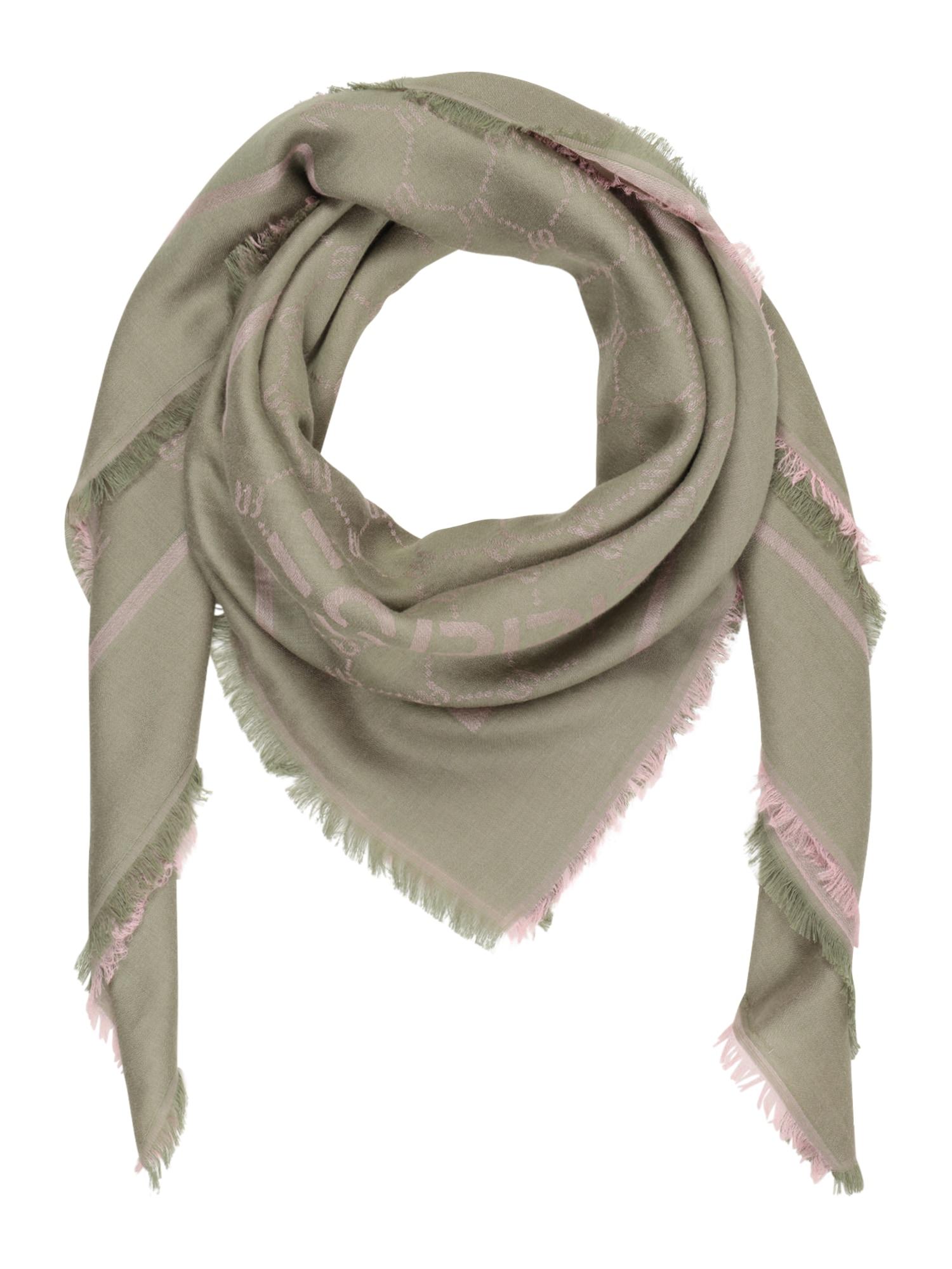 ESPRIT Skara rusvai žalia / šviesiai rožinė
