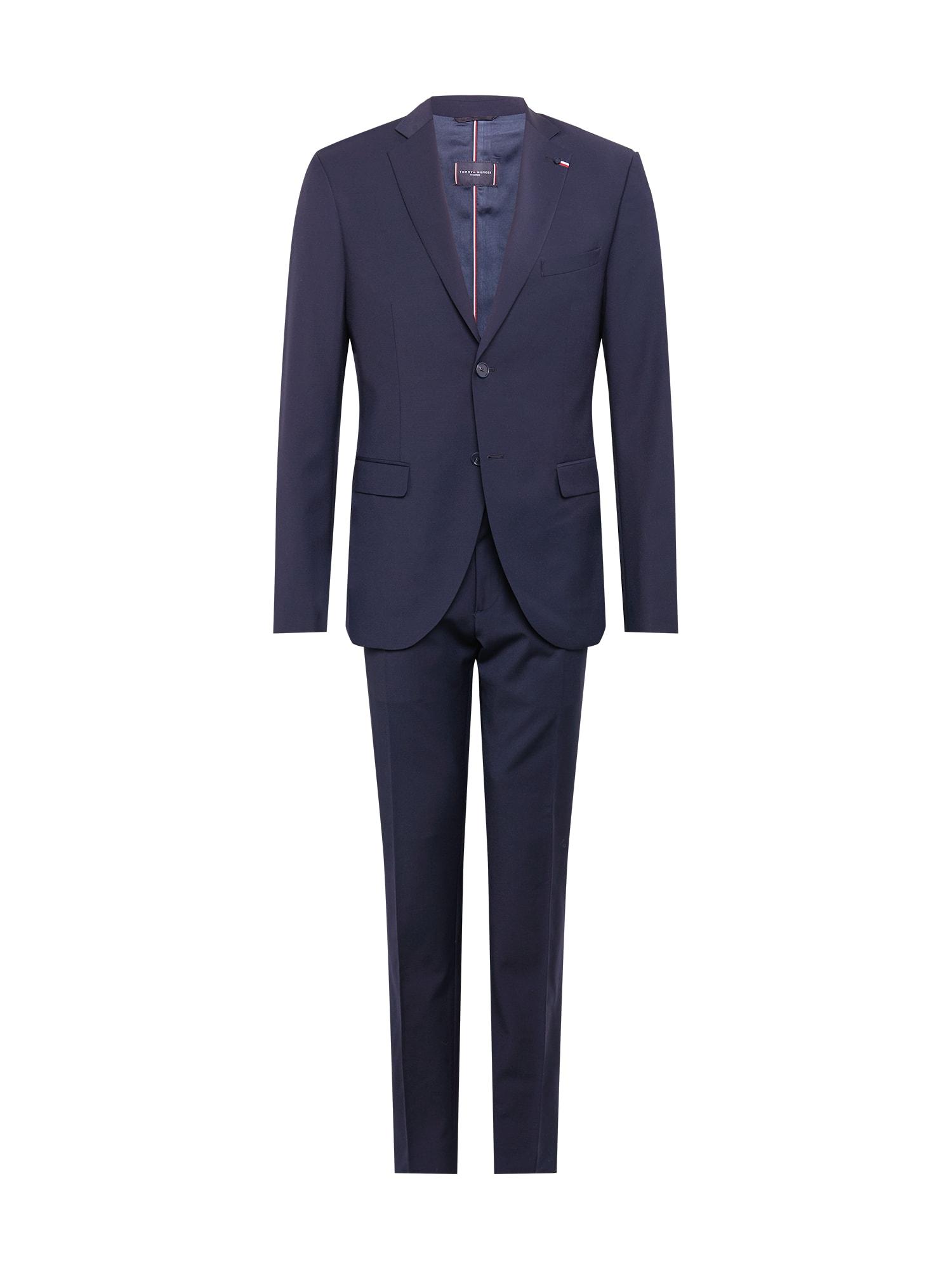 Tommy Hilfiger Tailored Kostiumas tamsiai mėlyna