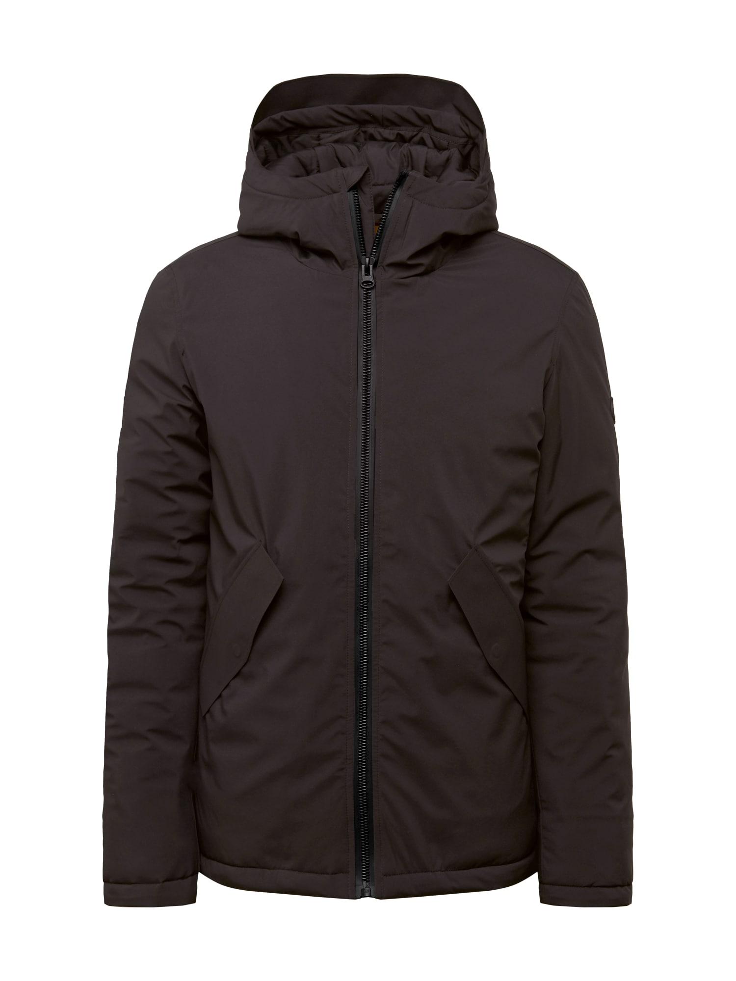 Kronstadt Zimní bunda 'Thure'  černá