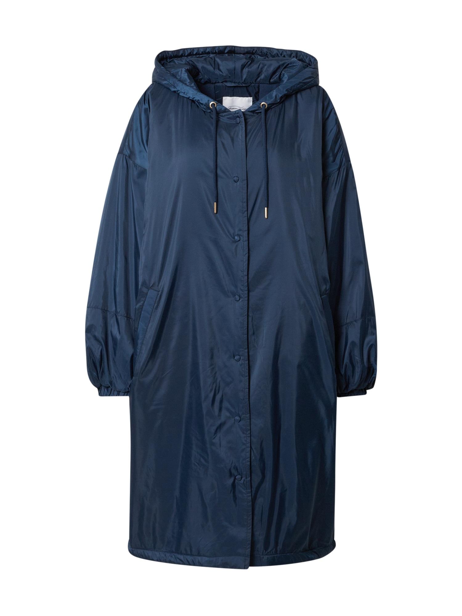 AMERICAN VINTAGE Rudeninis-žieminis paltas tamsiai mėlyna