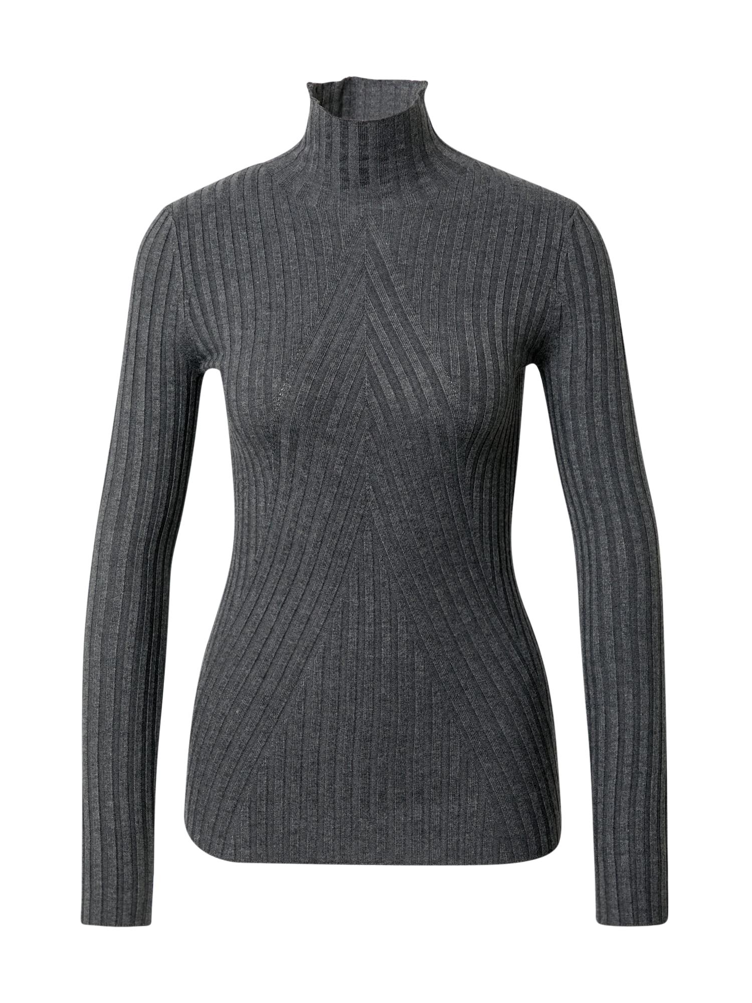 NORR Megztinis margai pilka